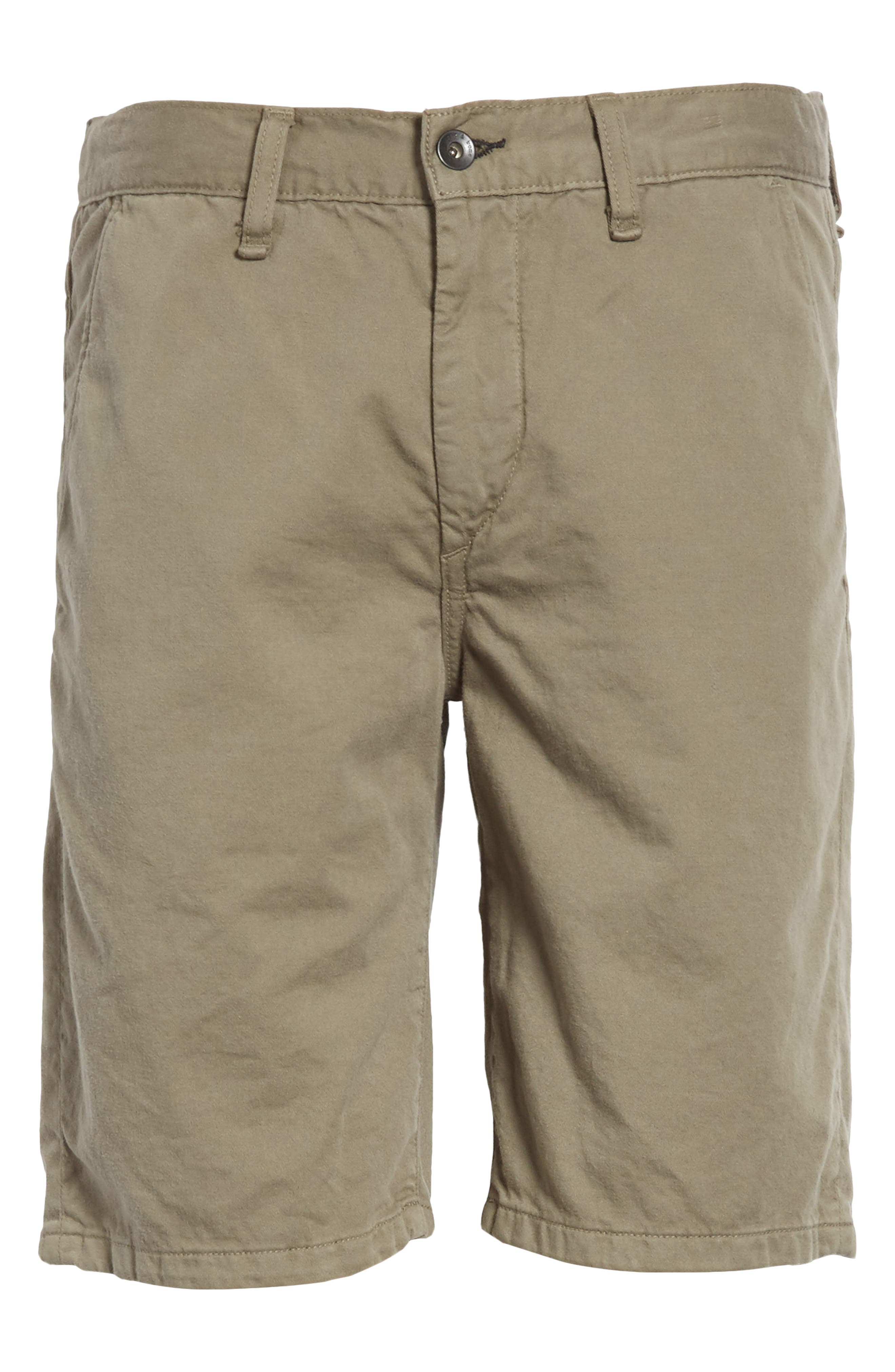 Standard Issue Shorts,                             Alternate thumbnail 6, color,                             ARMY