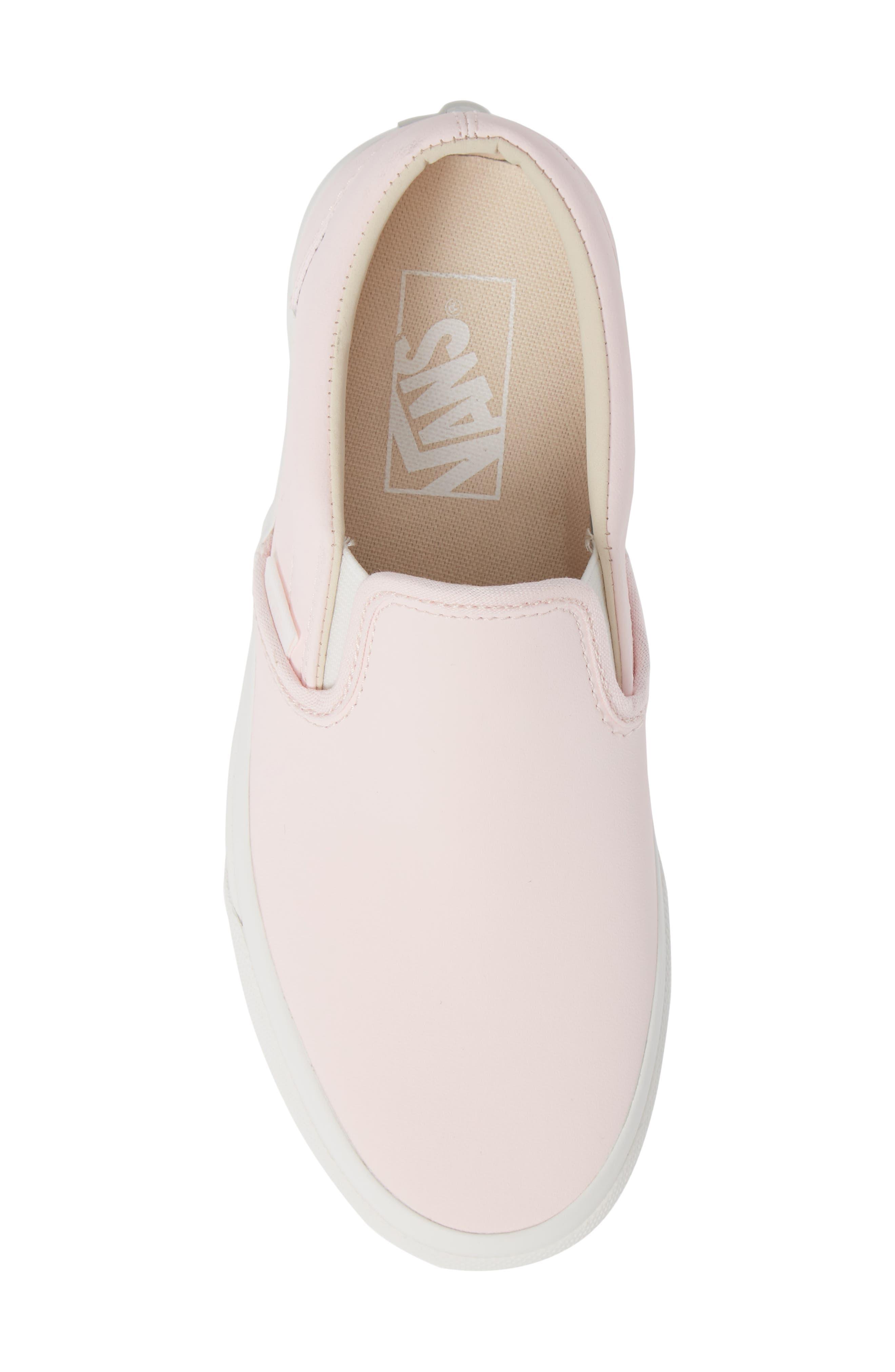 UA Classic Slip-On Sneaker,                             Alternate thumbnail 5, color,                             680
