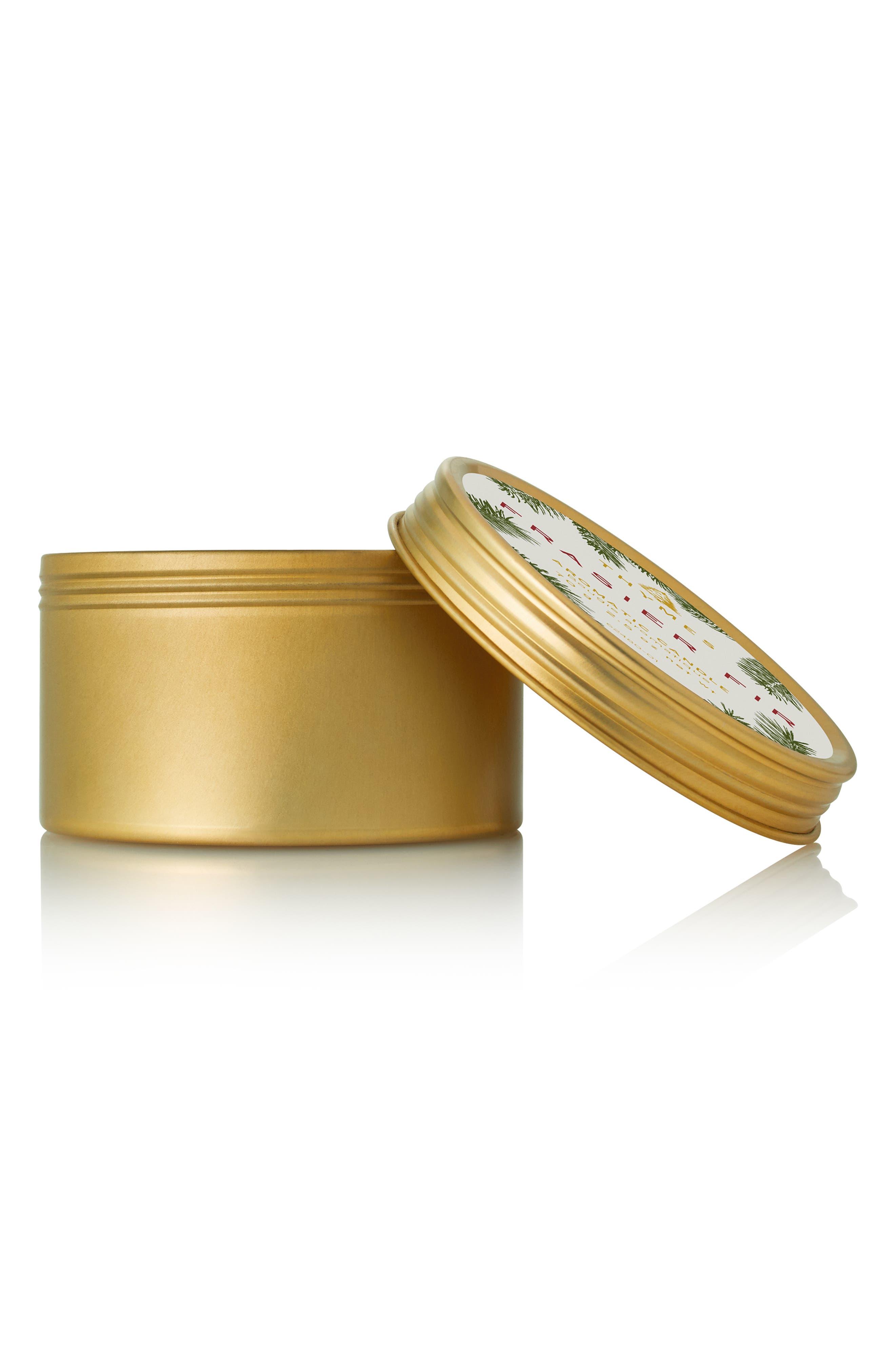 Frasier Fir Candle Travel Tin,                         Main,                         color, 710