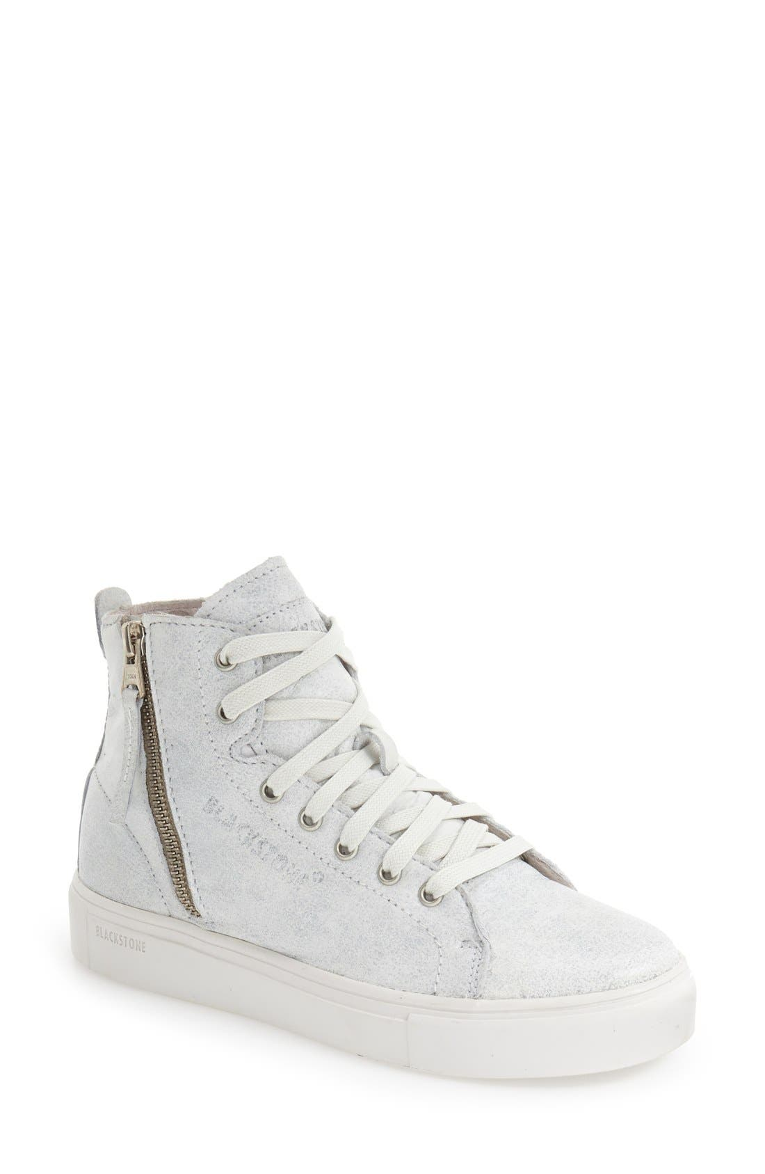 'LL65' High Top Sneaker,                             Main thumbnail 1, color,                             100