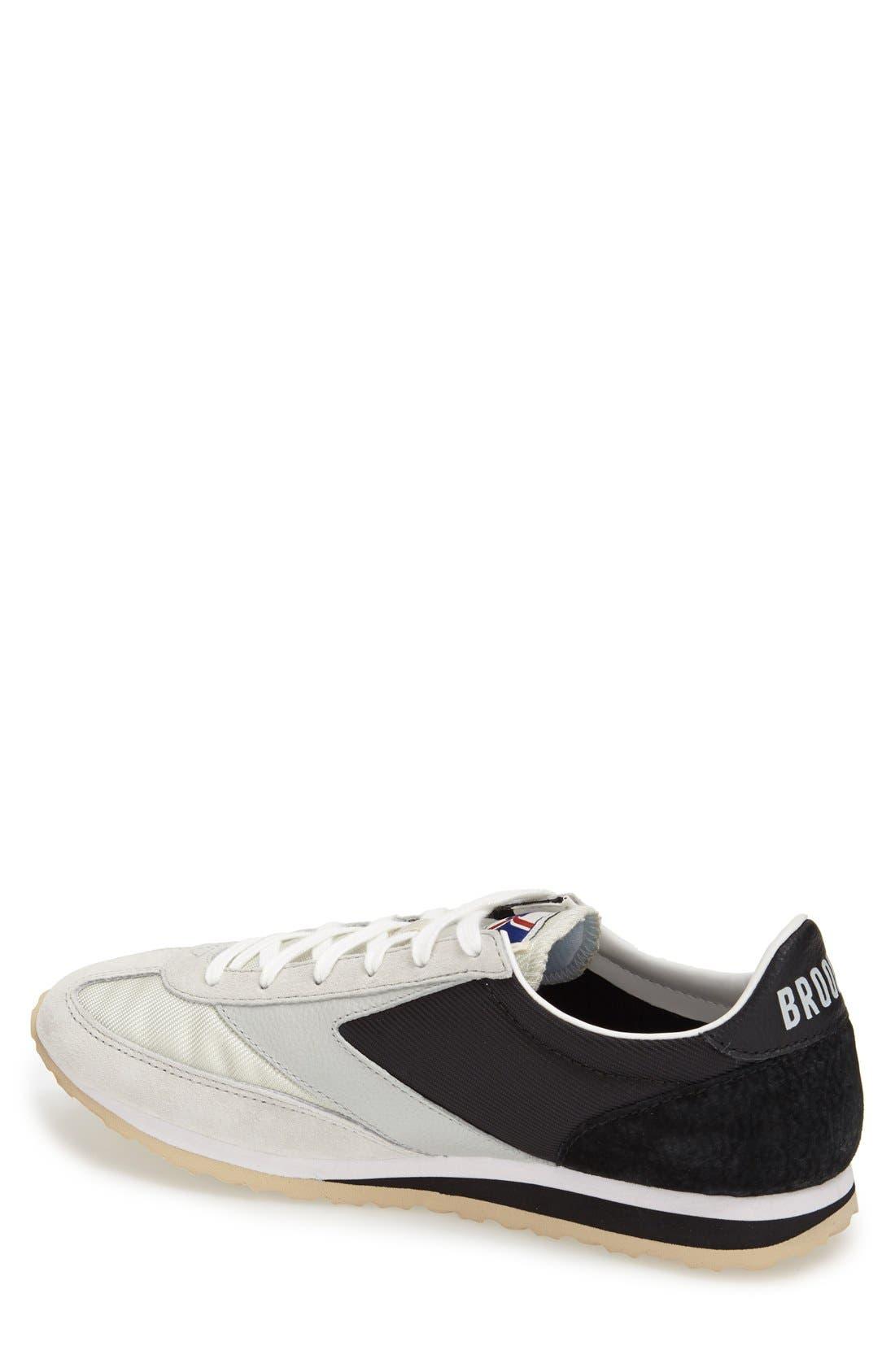 'Vanguard' Sneaker,                             Alternate thumbnail 4, color,                             001