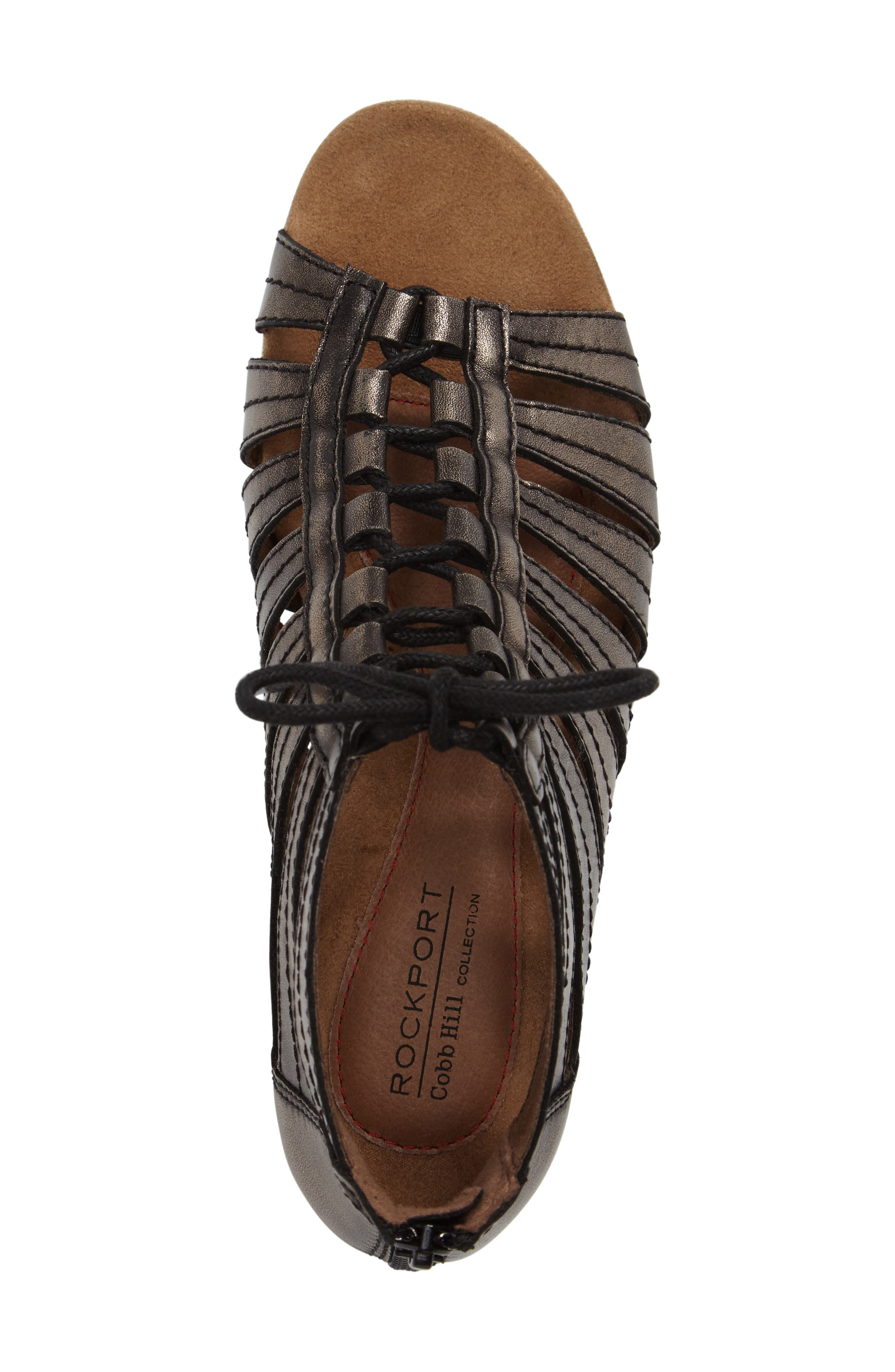 'Gabby' Lace-Up Sandal,                             Alternate thumbnail 36, color,