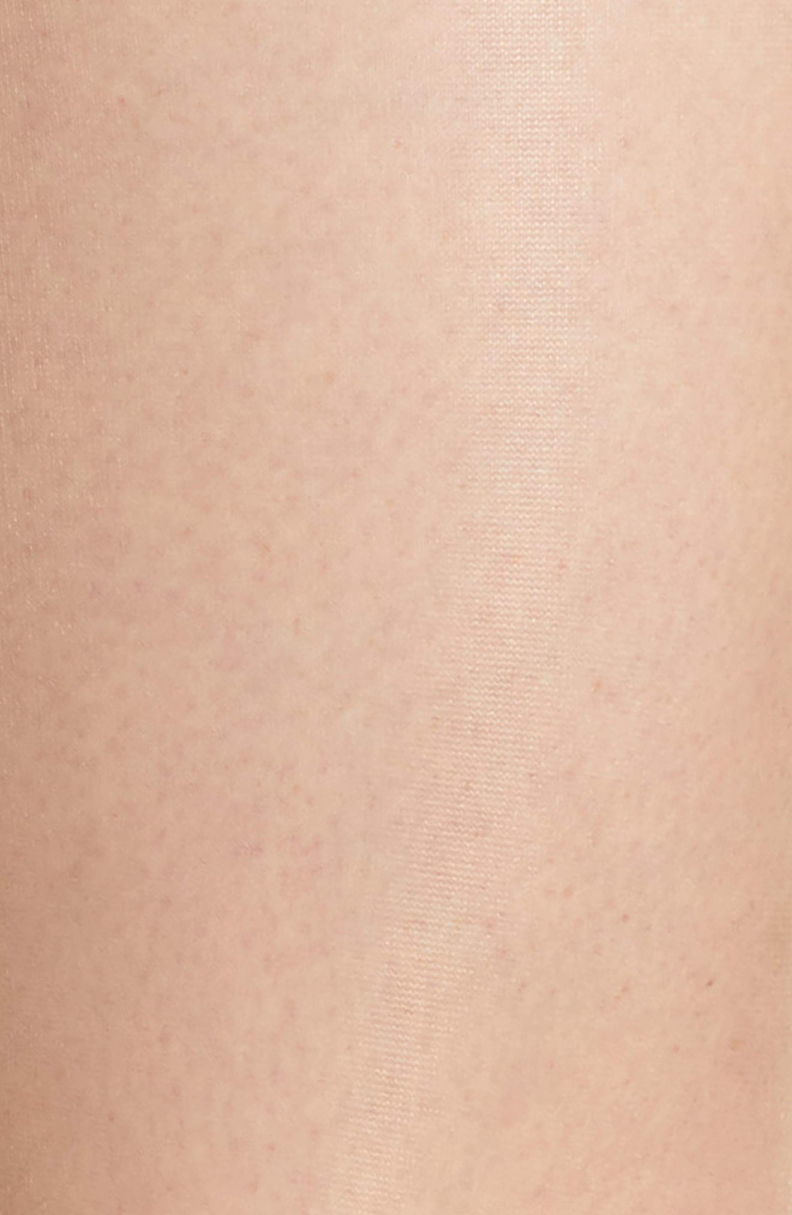 'Pure Matt 20' Stay-Up Stockings,                             Alternate thumbnail 9, color,