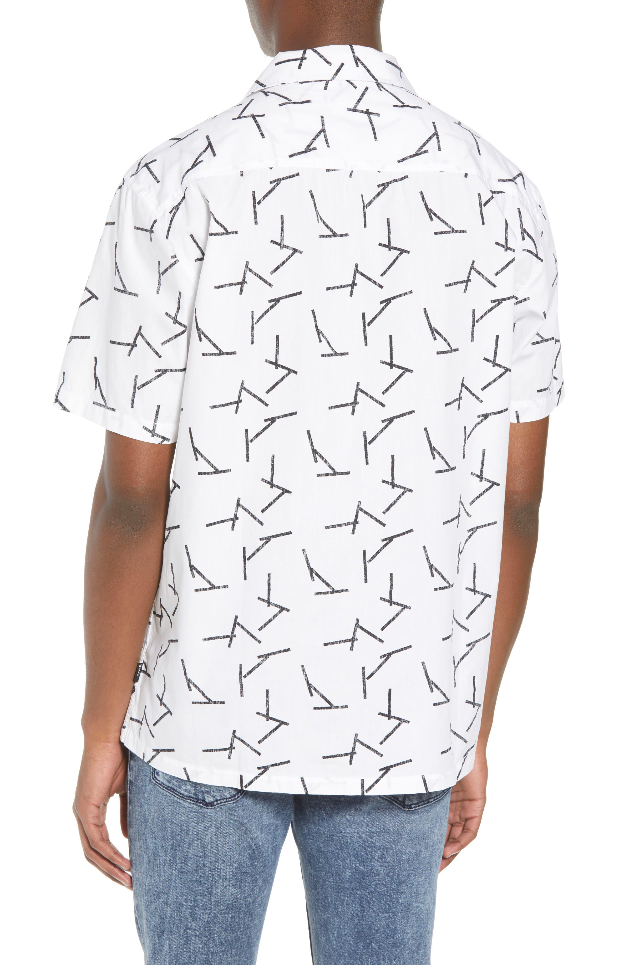 TAVIK,                             Villa Sticks Woven Shirt,                             Alternate thumbnail 2, color,                             135