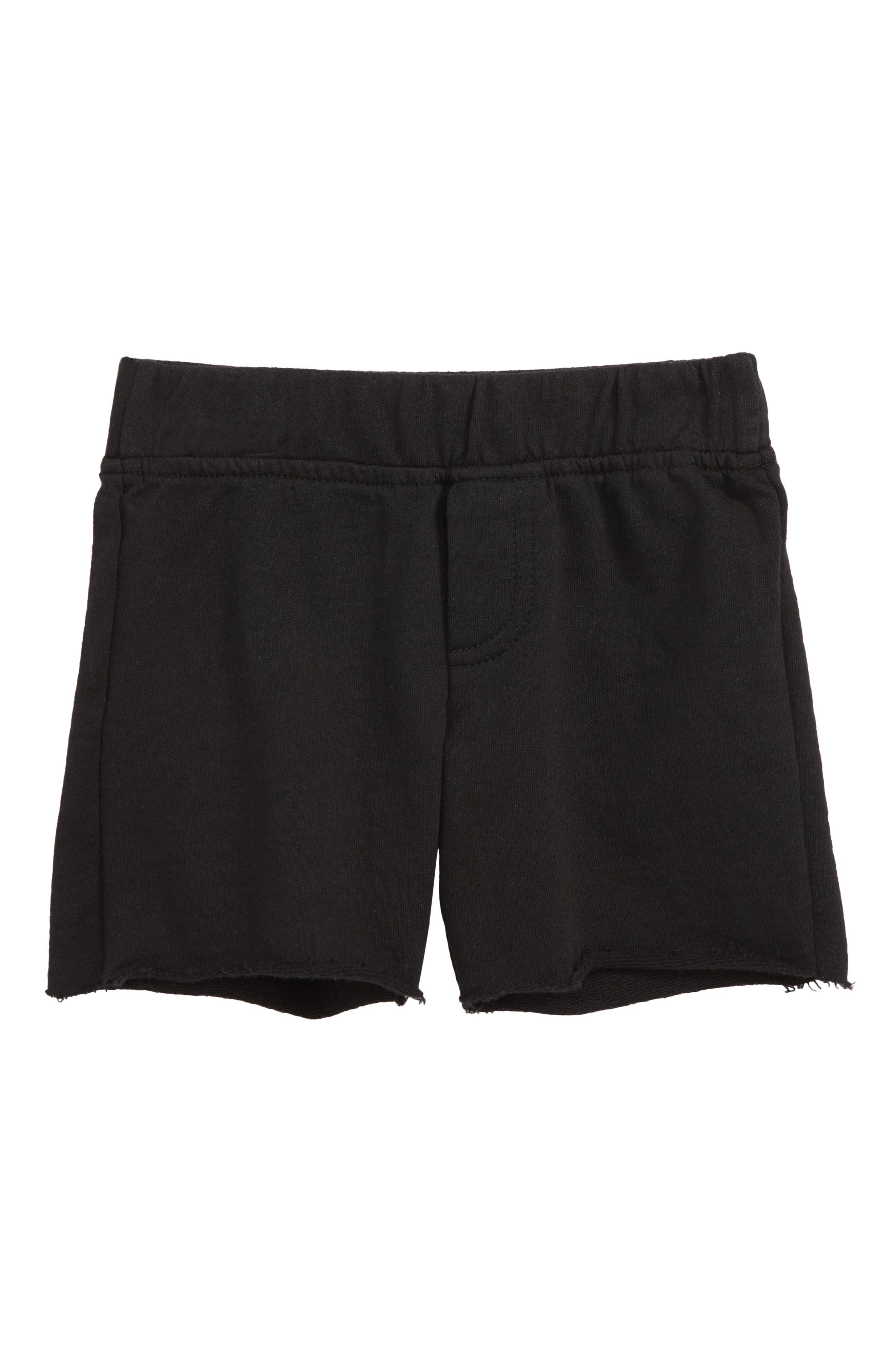 Knit Shorts,                             Main thumbnail 1, color,                             001