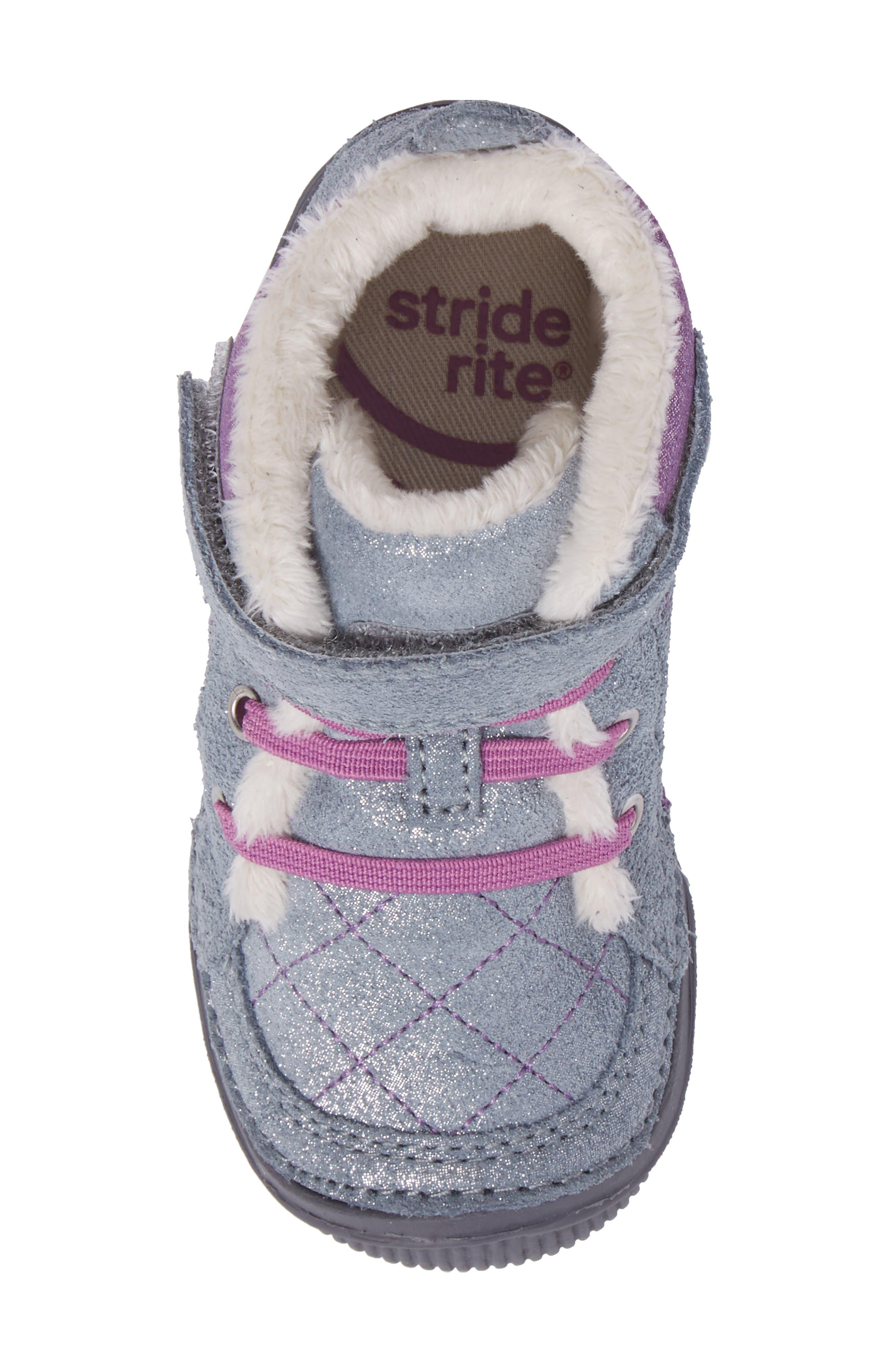 SRtech<sup>™</sup> Phoebe Faux Fur Boot,                             Alternate thumbnail 5, color,                             040