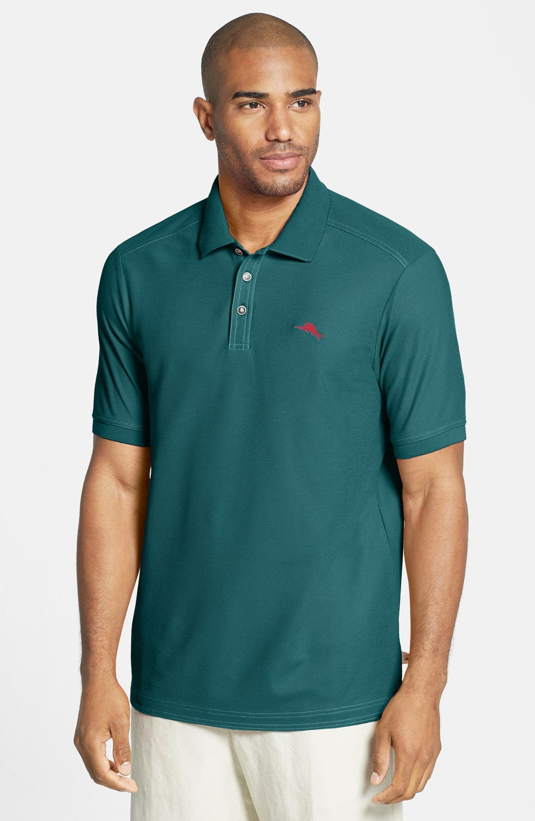 'The Emfielder' Original Fit Piqué Polo,                             Main thumbnail 71, color,