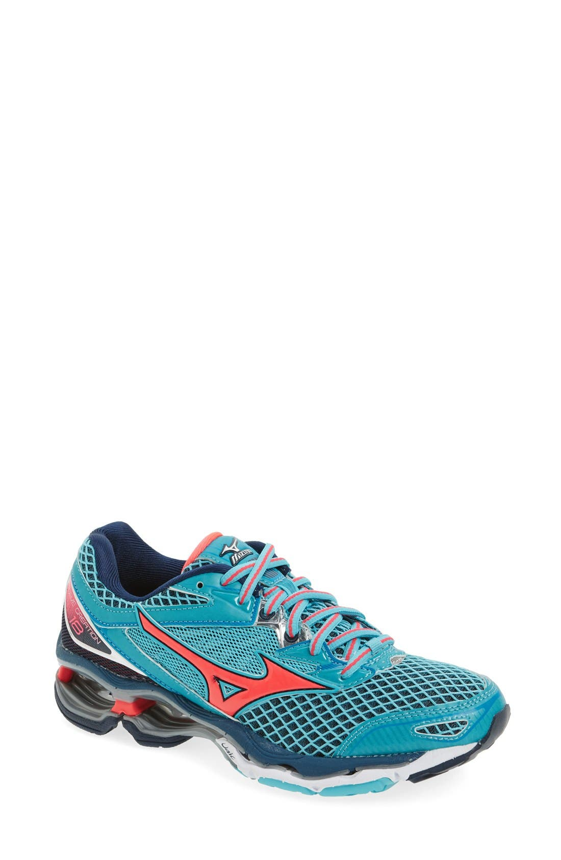 'Wave Creation 18' Running Shoe, Main, color, 334