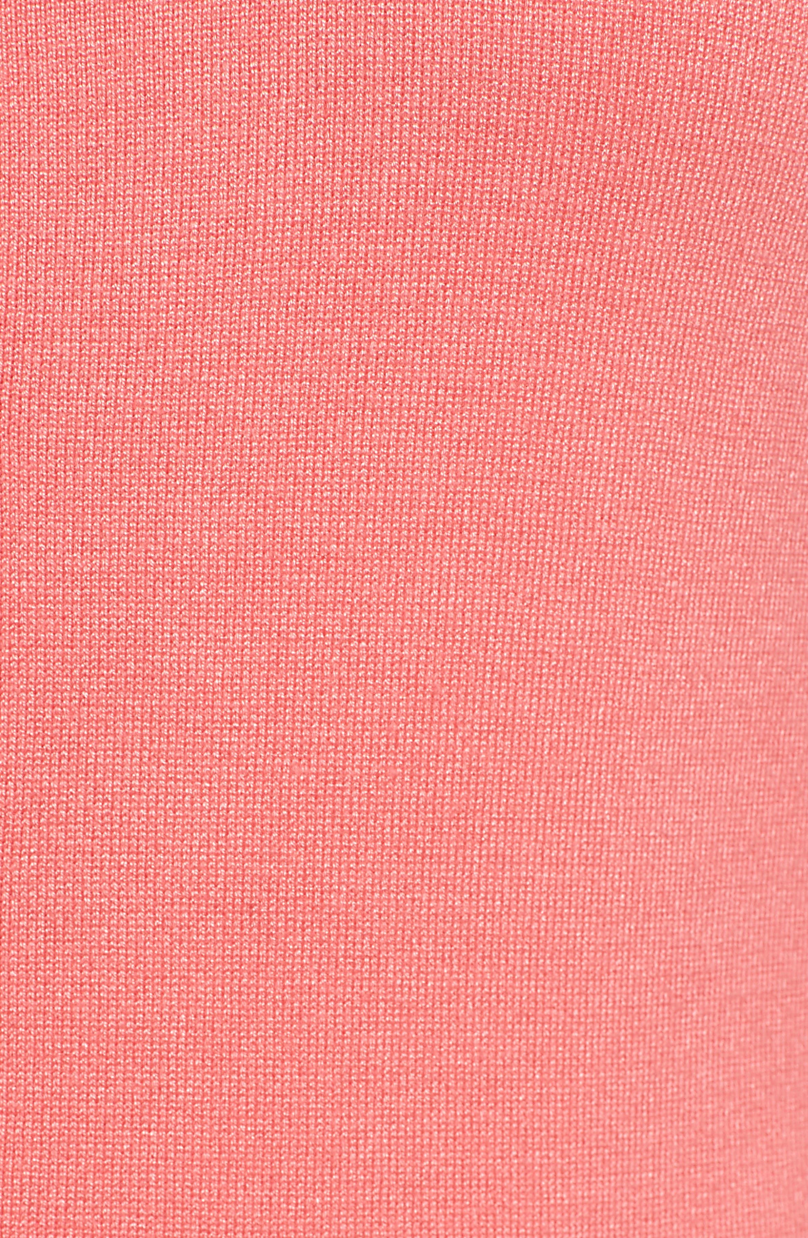 Three Quarter Sleeve Cardigan,                             Alternate thumbnail 242, color,