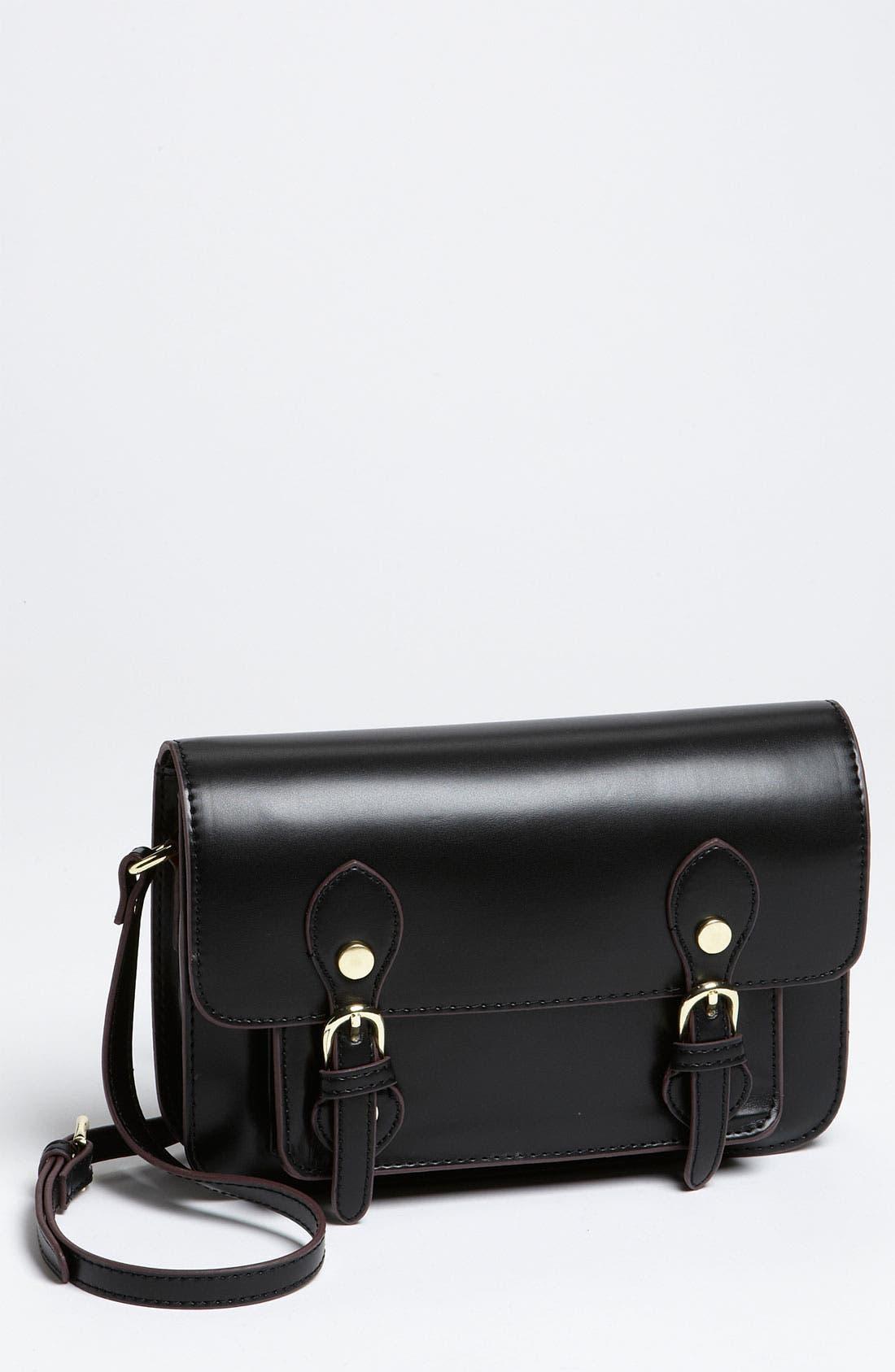 STEVEN BY STEVE MADDEN Crossbody Bag, Main, color, 001
