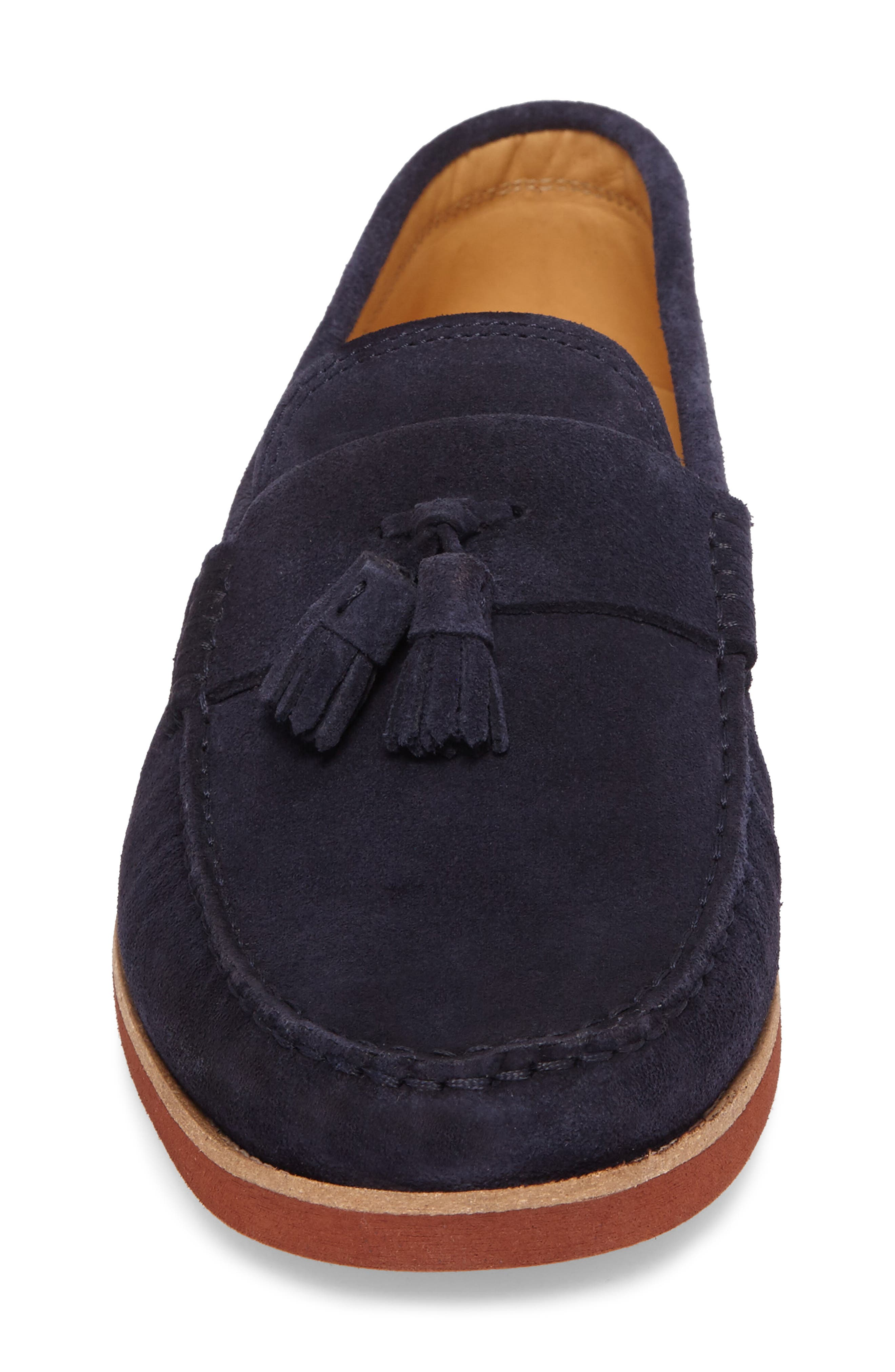 Stowes Tassel Loafer,                             Alternate thumbnail 4, color,                             410