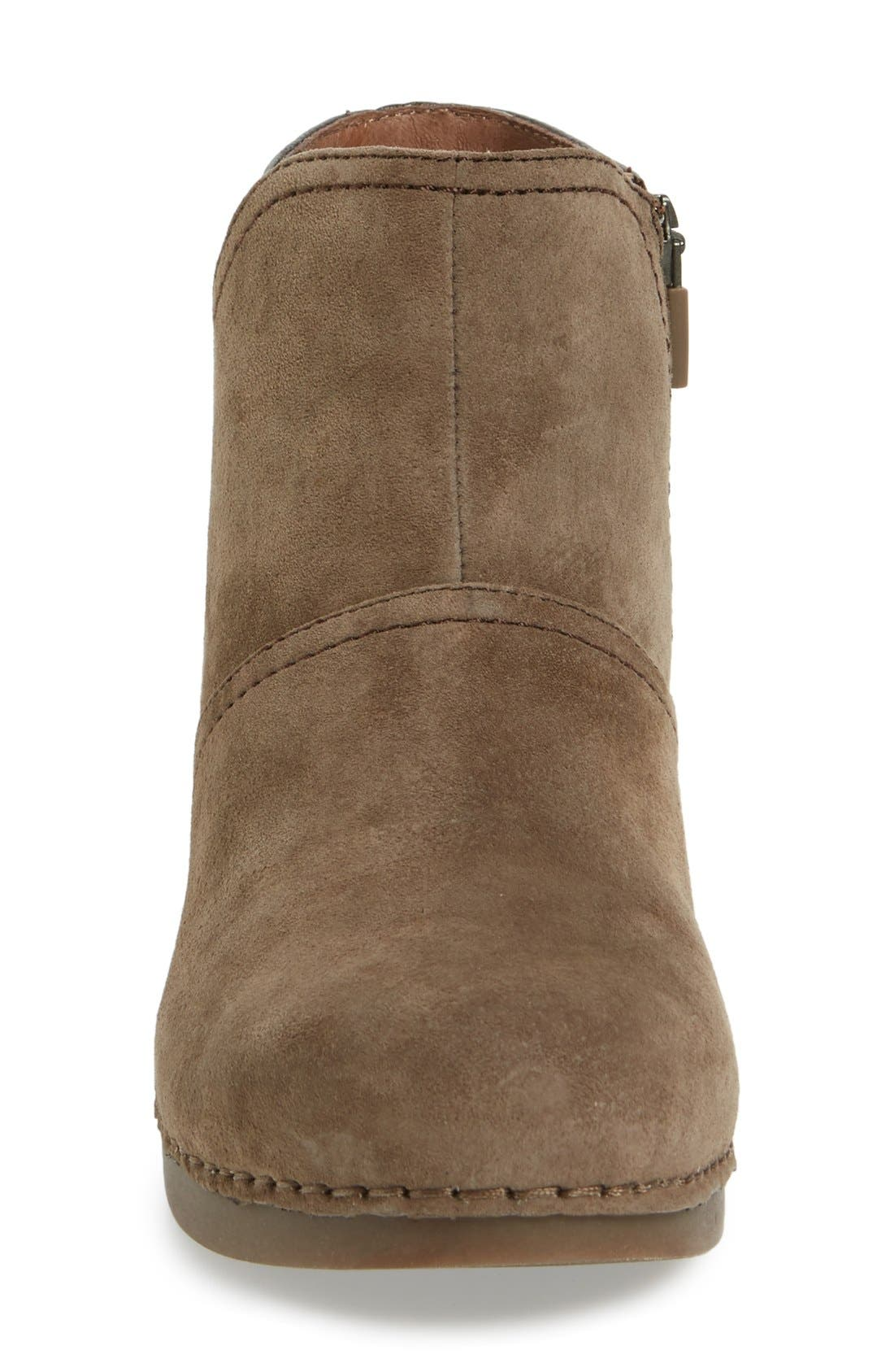 'Shirley' Wedge Bootie,                             Alternate thumbnail 14, color,