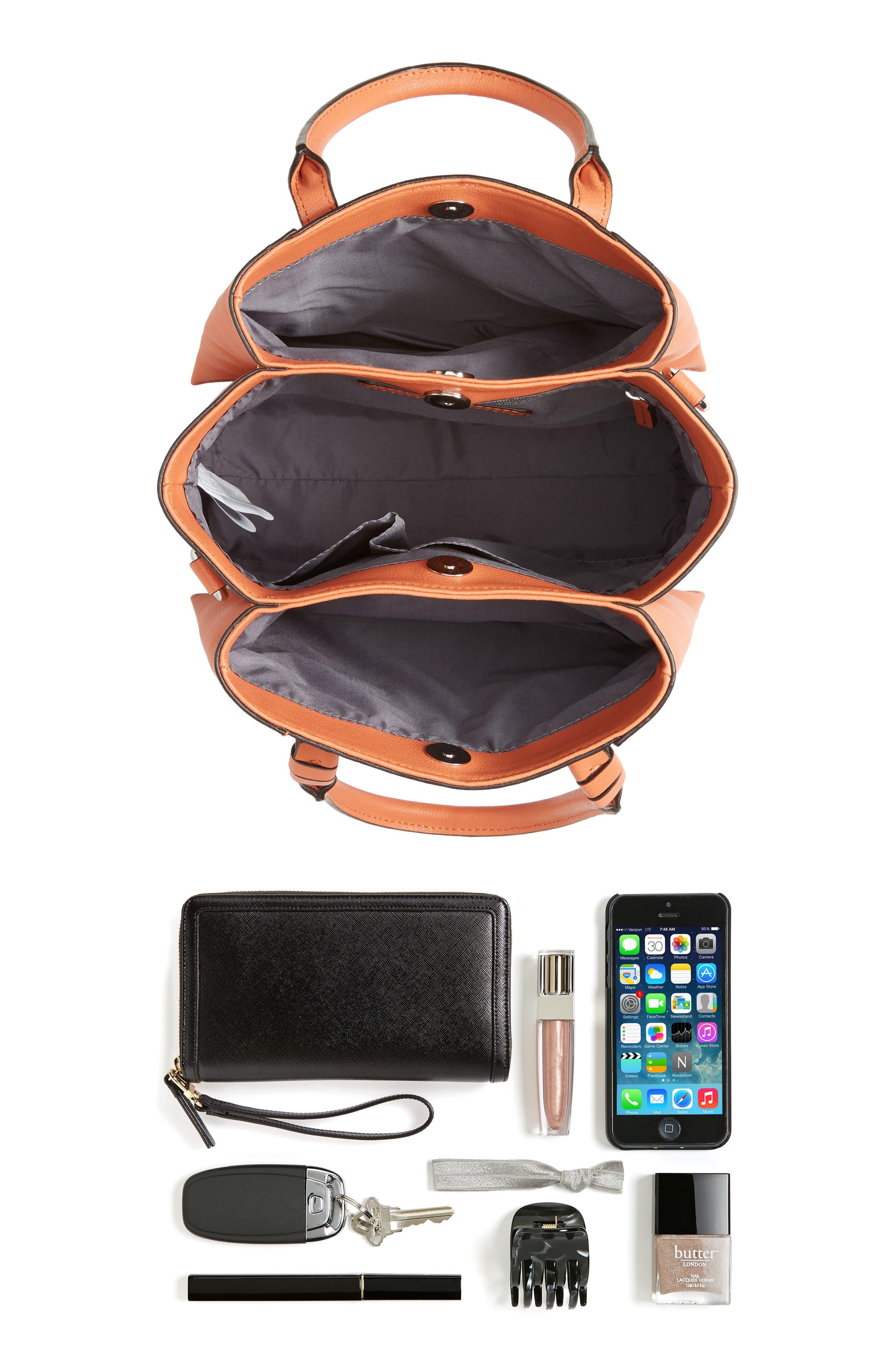 Everly Mini Shoulder Bag,                             Alternate thumbnail 7, color,