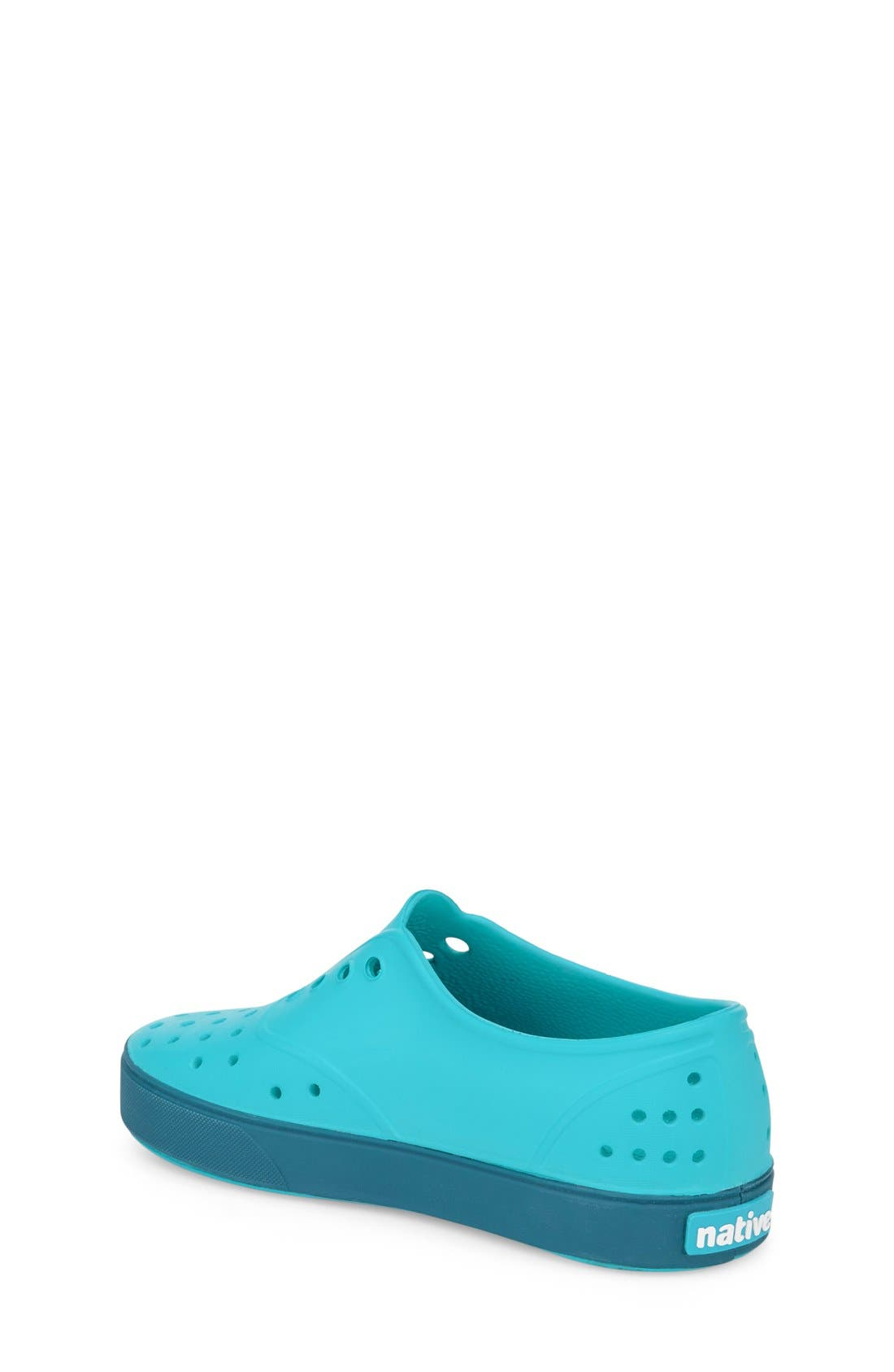 Miller Water Friendly Slip-On Sneaker,                             Alternate thumbnail 100, color,