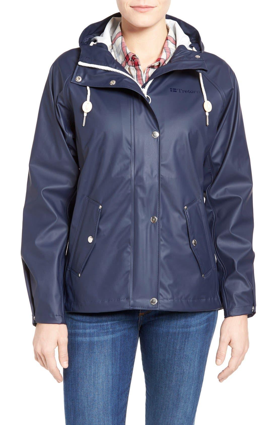 'Tora' Hooded Rain Jacket,                             Alternate thumbnail 3, color,                             400