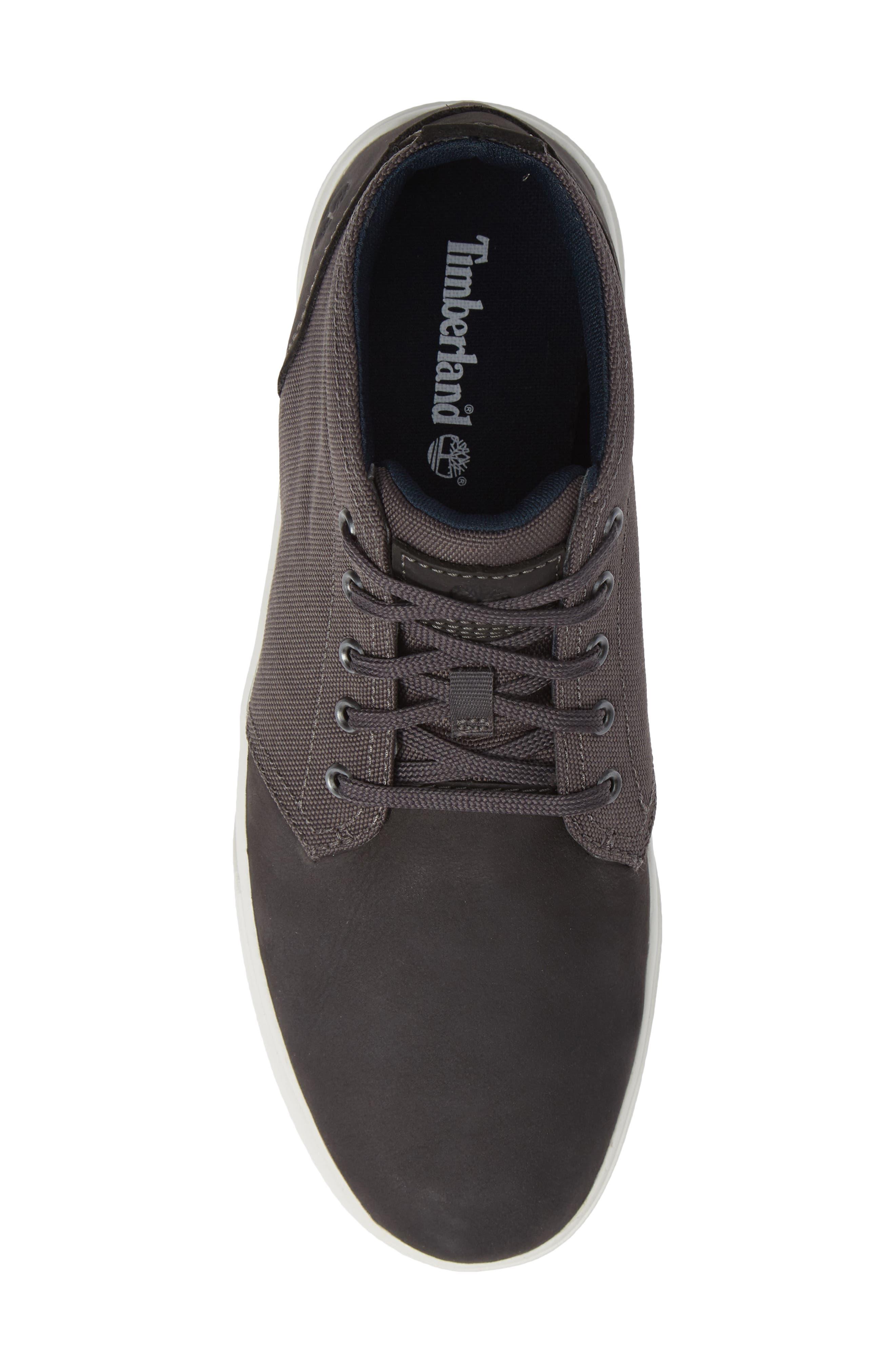 Earthkeepers<sup>®</sup> 'Groveton' Chukka Sneaker,                             Alternate thumbnail 5, color,                             CHARCOAL