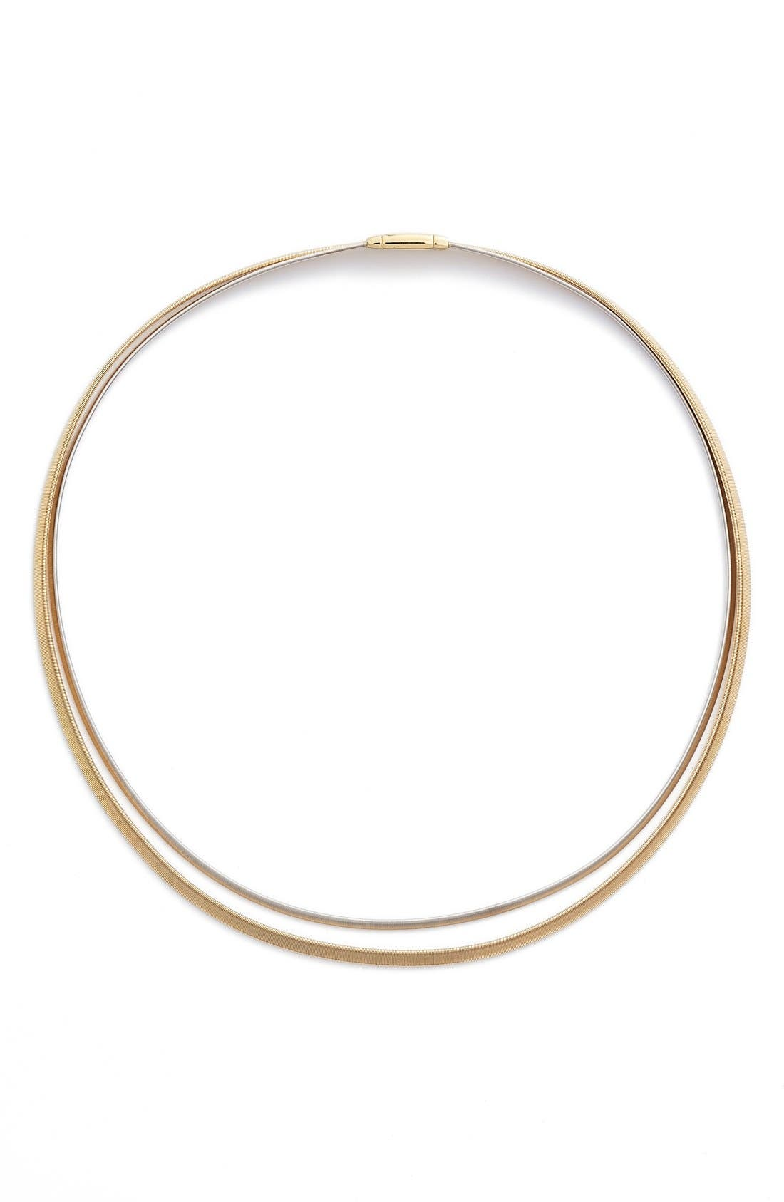 Masai Multistrand Collar Necklace,                             Main thumbnail 1, color,