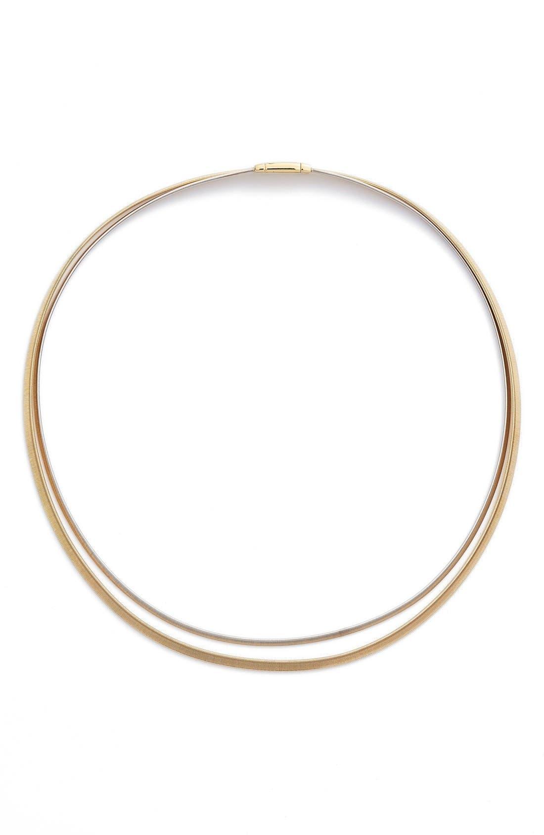 Masai Multistrand Collar Necklace,                         Main,                         color,