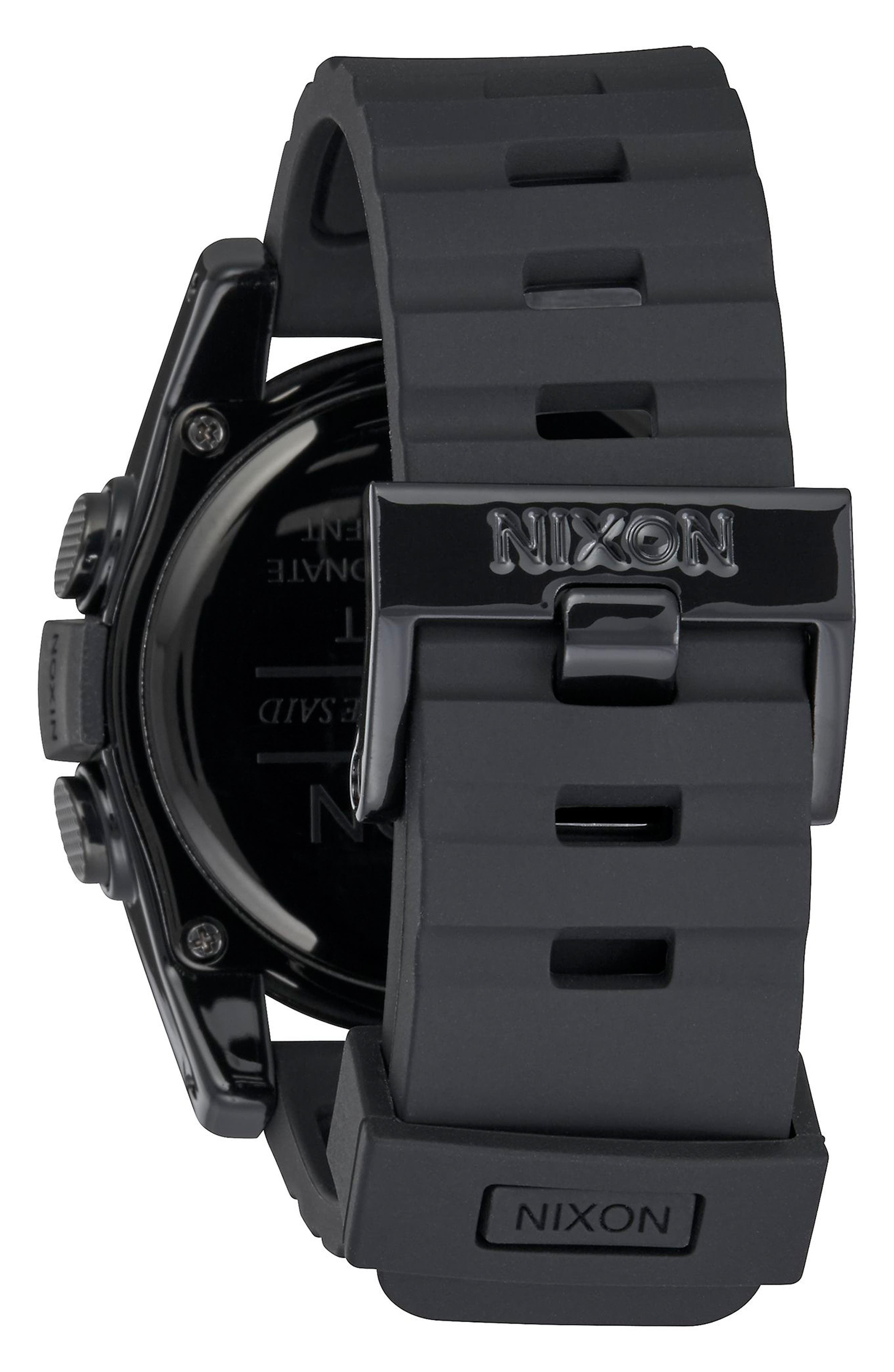 The Unit Digital Silicone Strap Watch, 44mm,                             Alternate thumbnail 9, color,