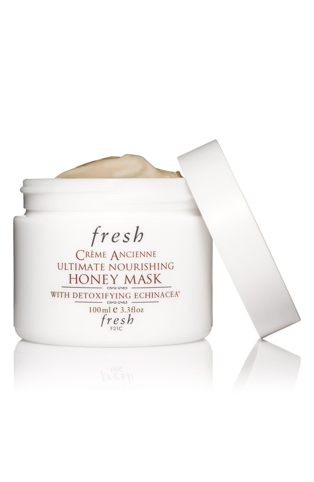 Crème Ancienne<sup>®</sup> Ultimate Nourishing Honey Mask,                             Main thumbnail 1, color,                             NO COLOR