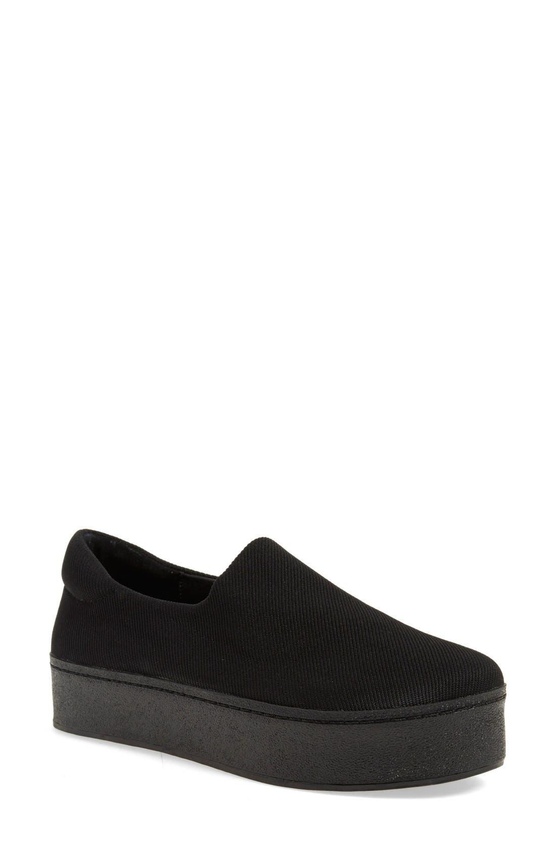 Cici Platform Sneaker,                             Main thumbnail 1, color,                             001
