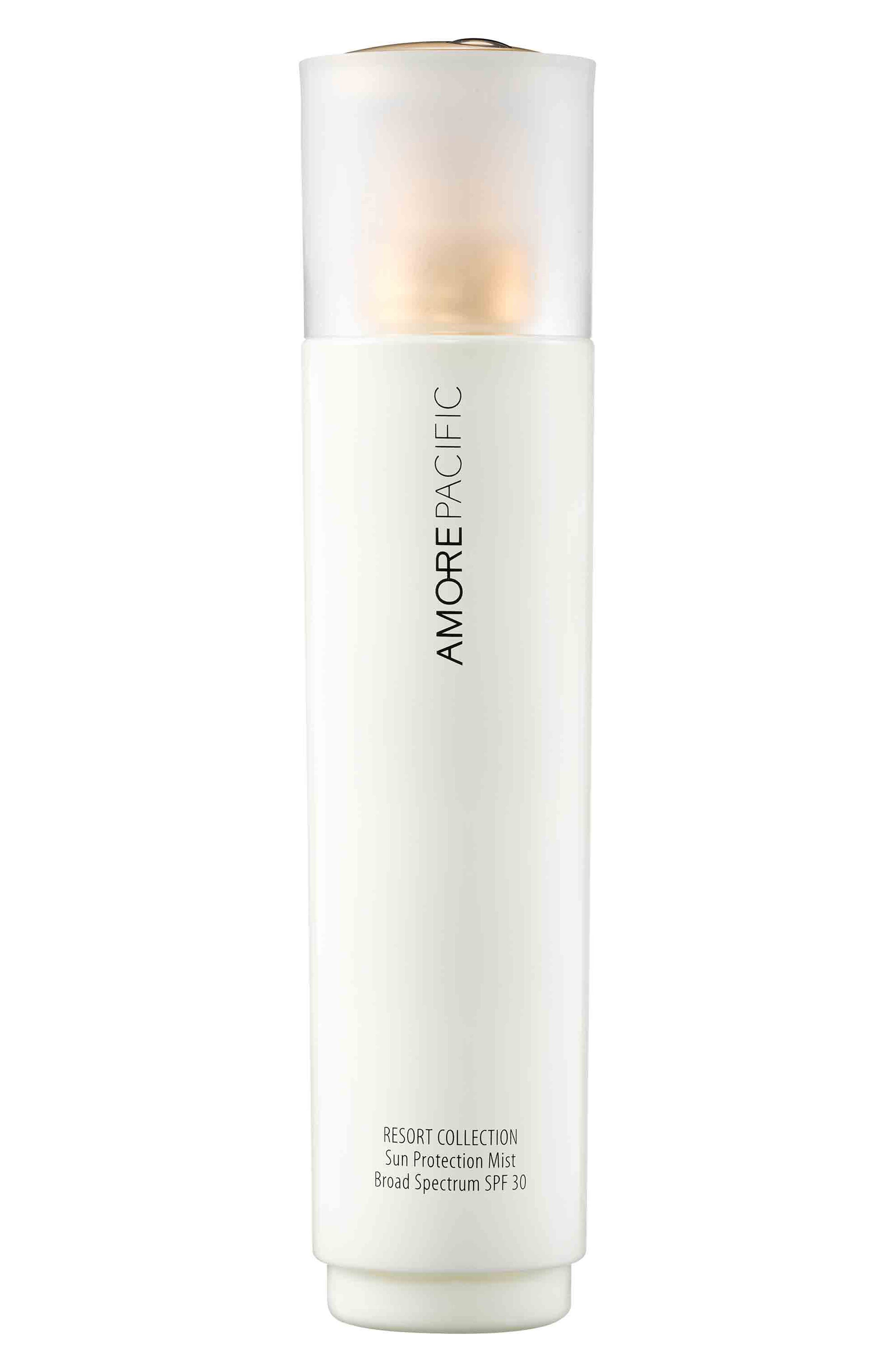 'Resort' Sun Protection Mist Broad Spectrum SPF 30,                             Main thumbnail 1, color,                             NO COLOR