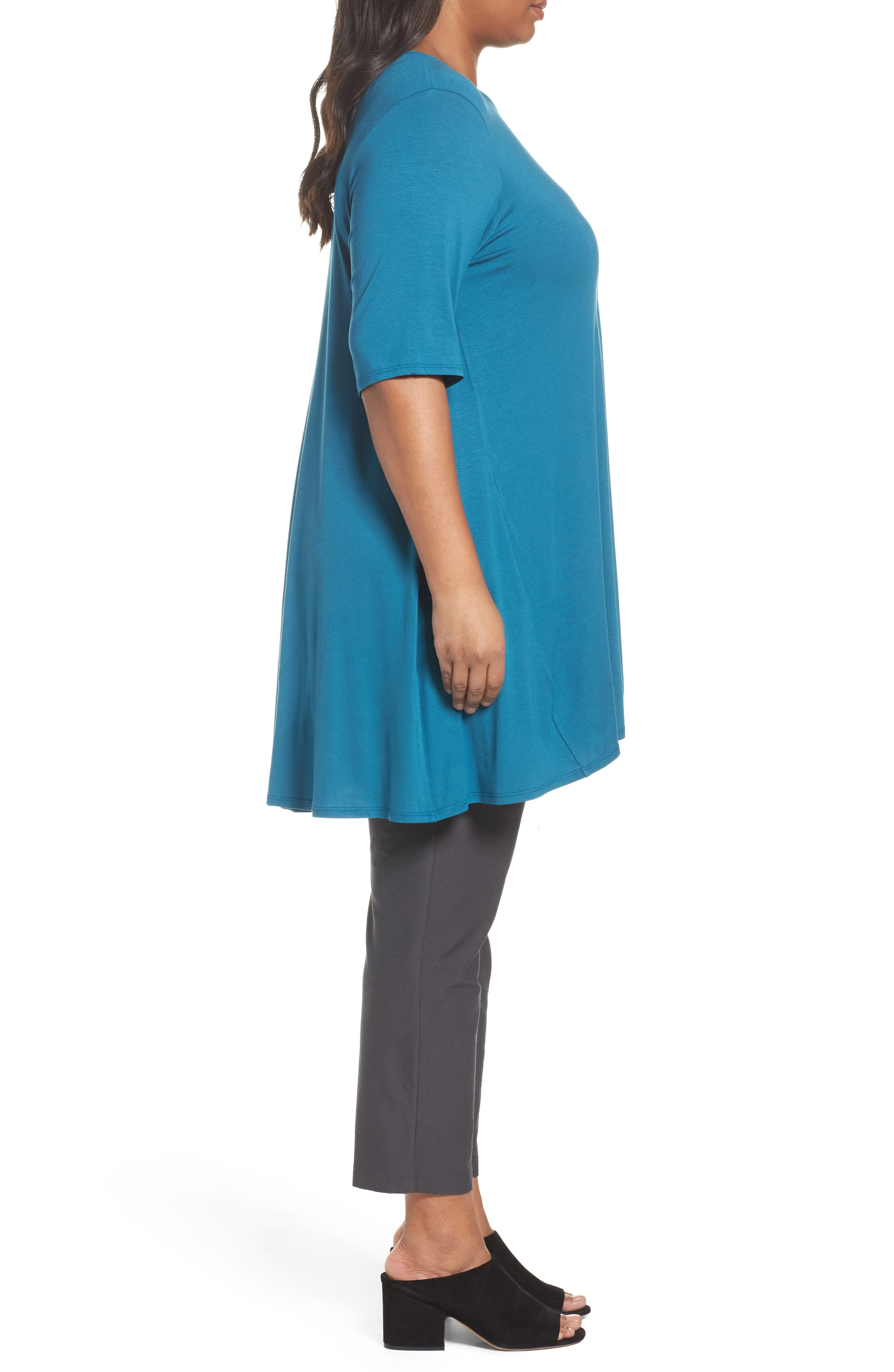 Jersey Tunic,                             Alternate thumbnail 11, color,