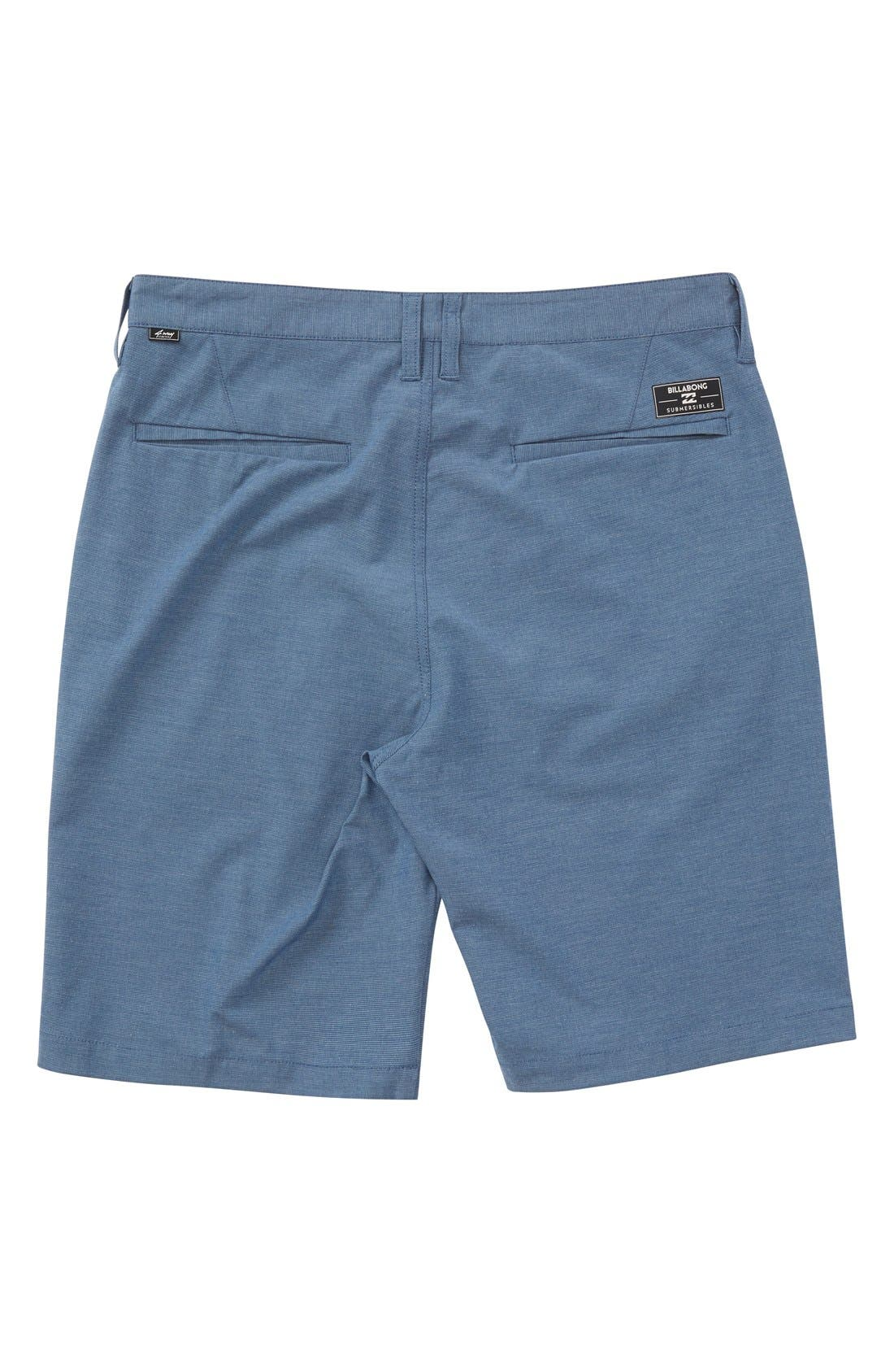 Crossfire X Submersible Hybrid Shorts,                             Alternate thumbnail 18, color,