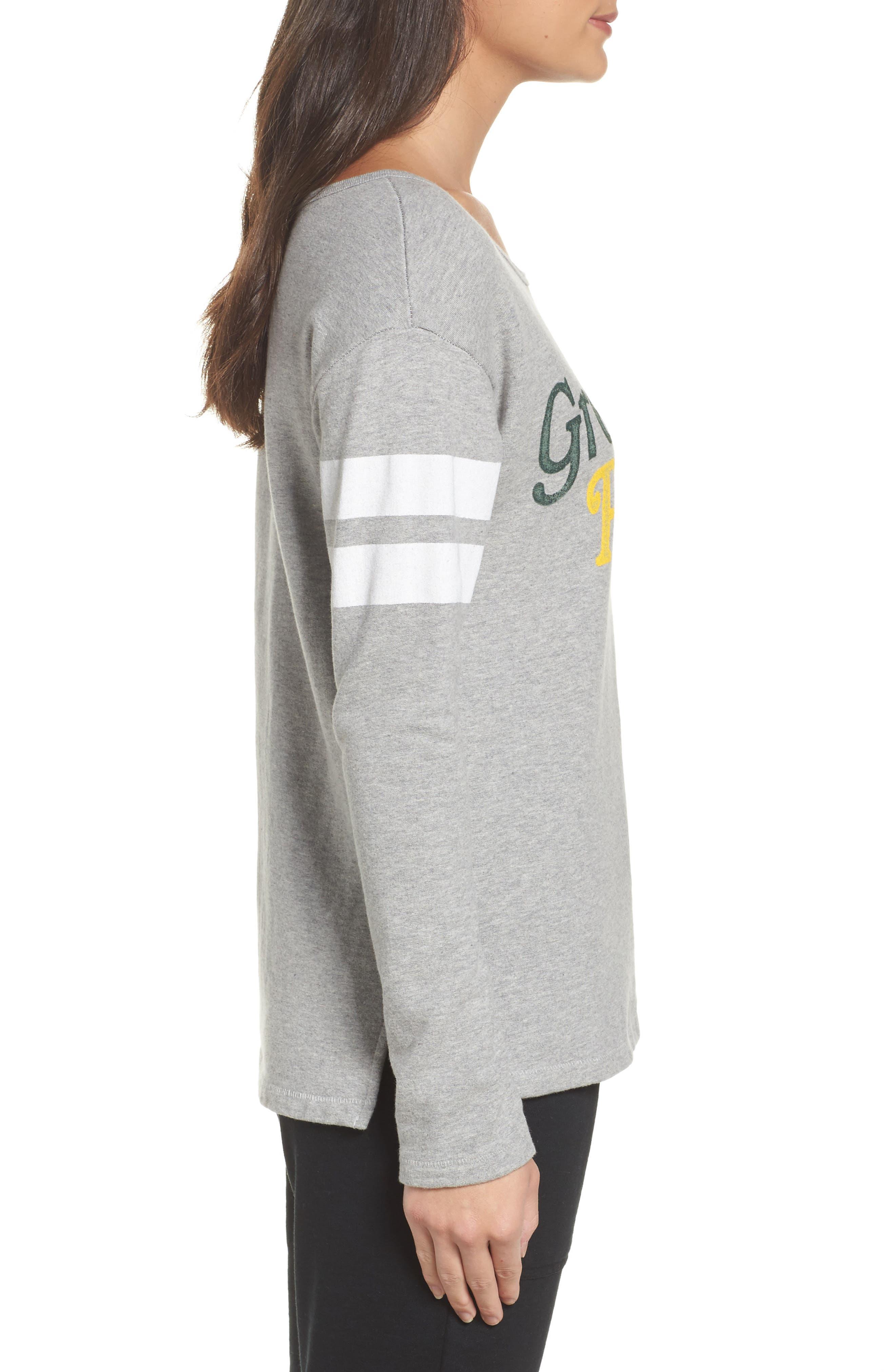 NFL Green Bay Packers Champion Sweatshirt,                             Alternate thumbnail 3, color,                             028