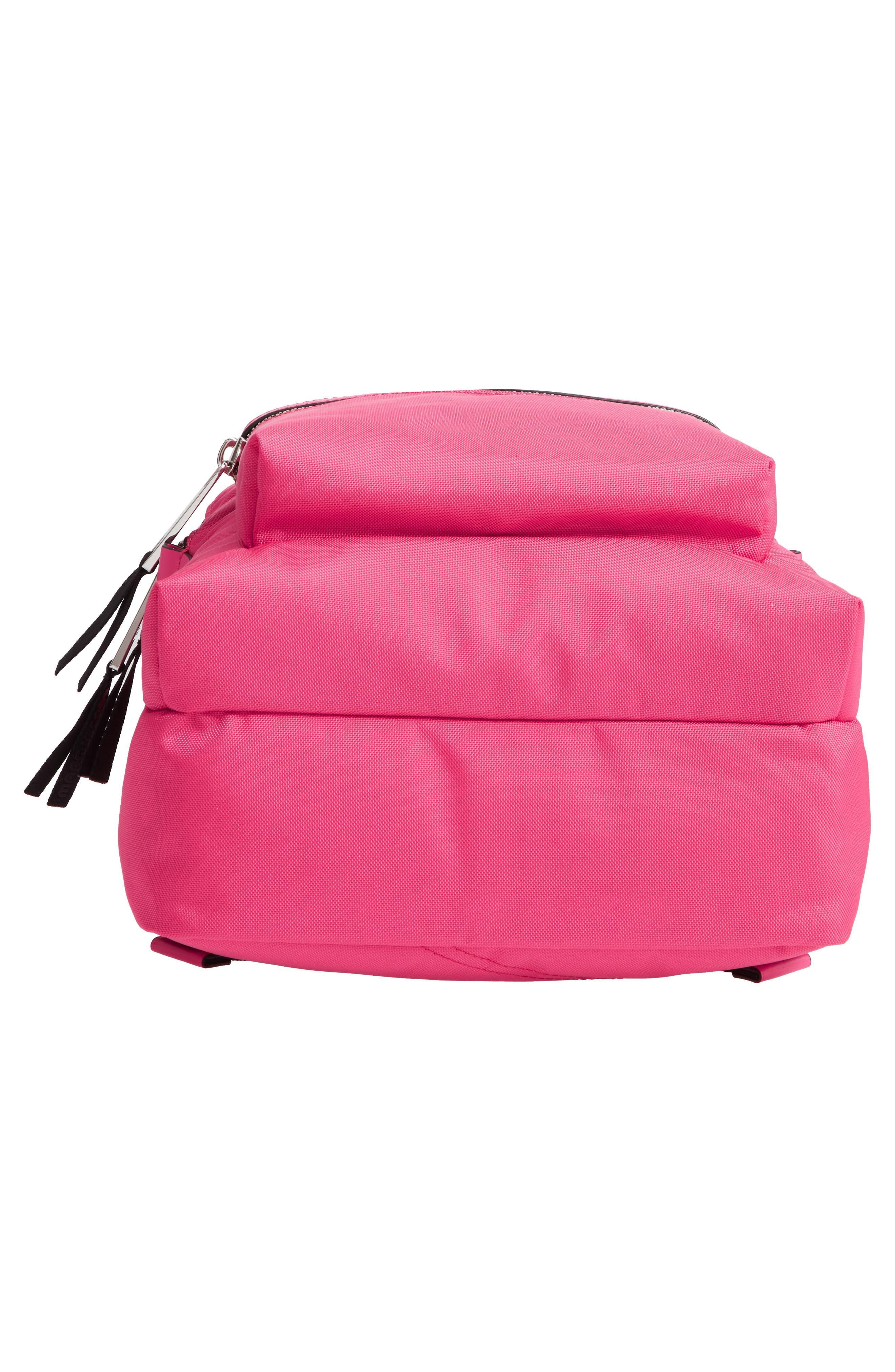 Medium Sport Trek Backpack,                             Alternate thumbnail 6, color,                             PEONY