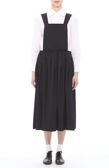 Alternate Video 8  - Comme des Garçons Tropical Wool Overall Dress