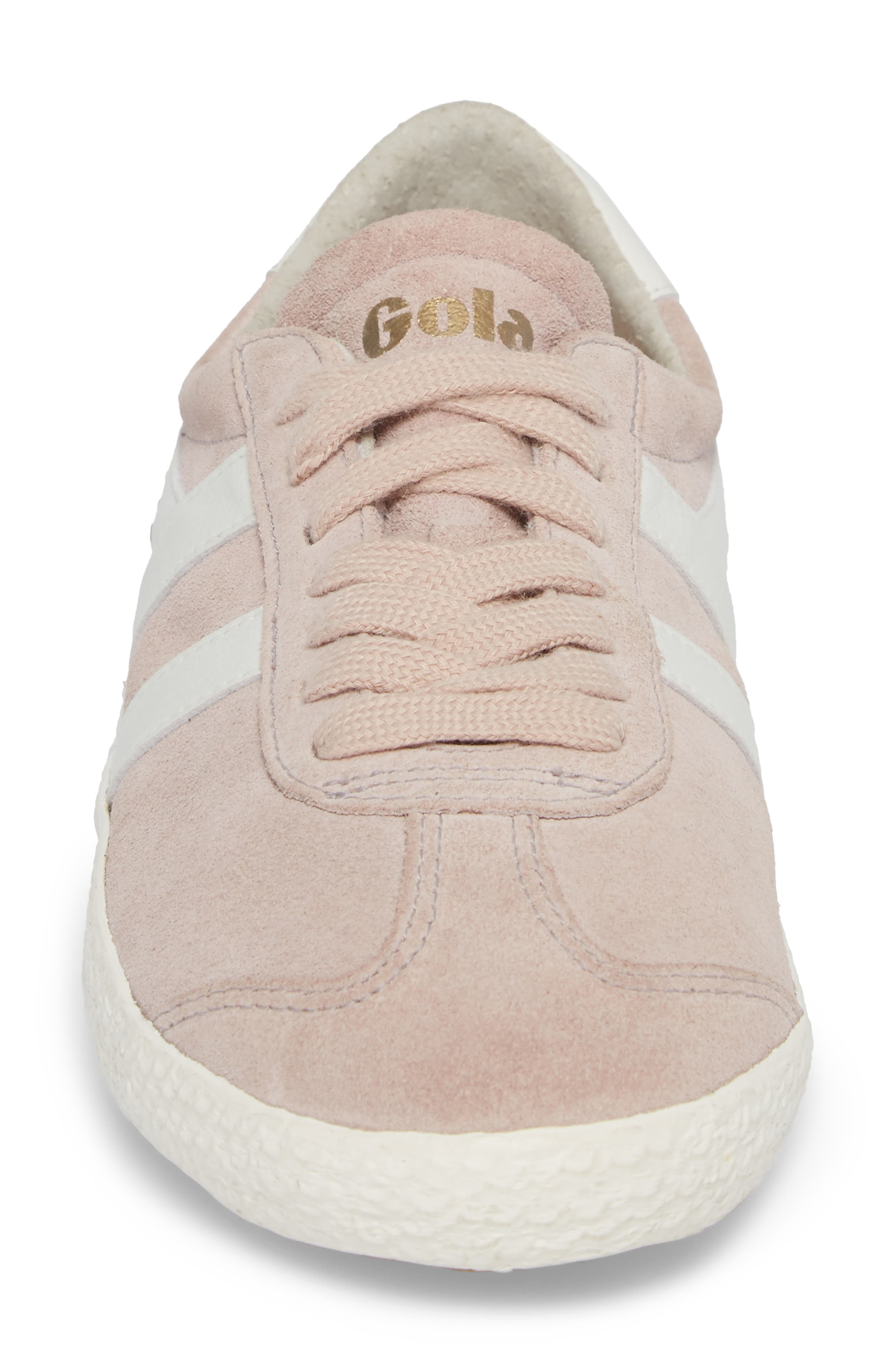Specialist Low Top Sneaker,                             Alternate thumbnail 4, color,                             BLOSSOM/ OFF WHITE