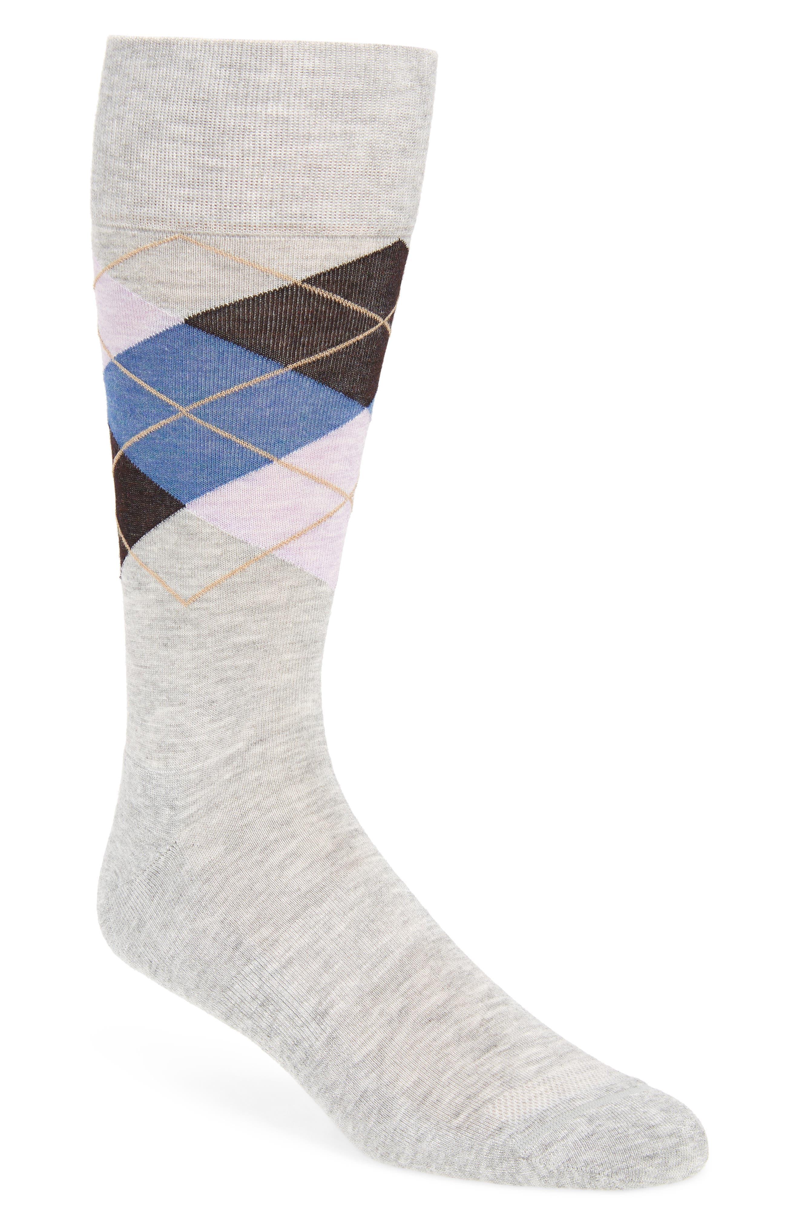Argyle Socks,                             Main thumbnail 1, color,                             030