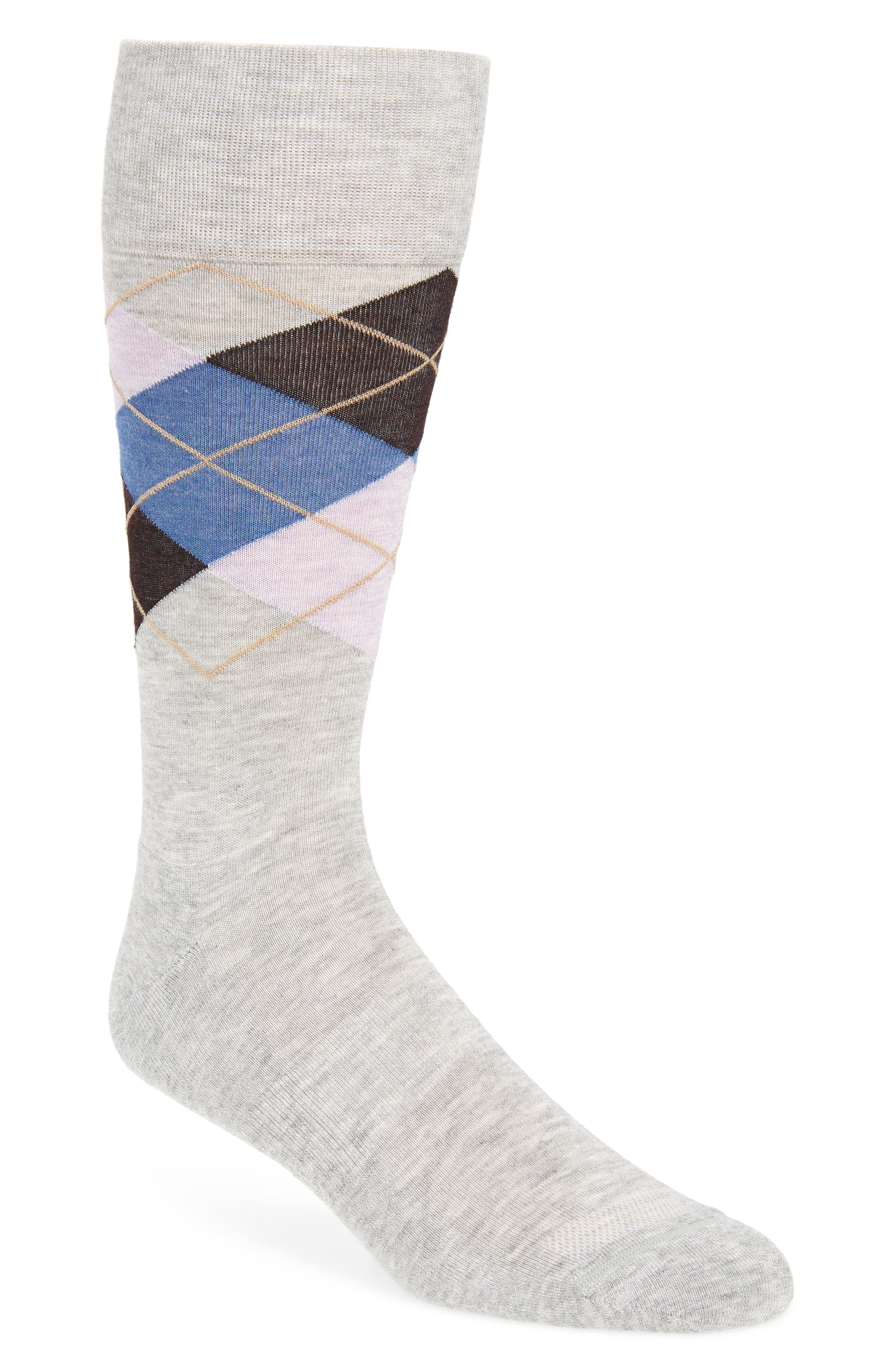 Argyle Socks,                         Main,                         color, 030