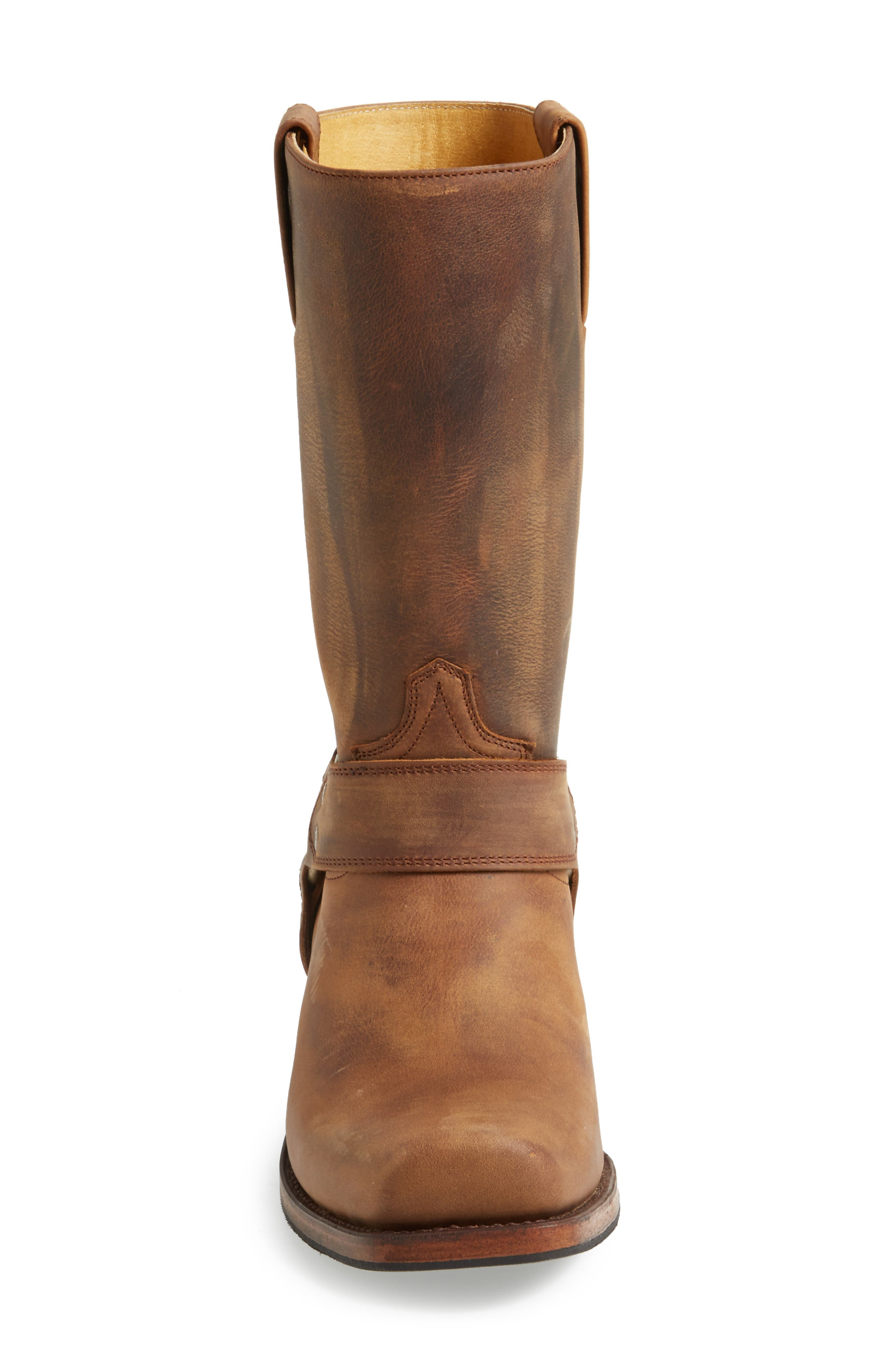 Boots Tall Harness Boot,                             Alternate thumbnail 4, color,                             TAN