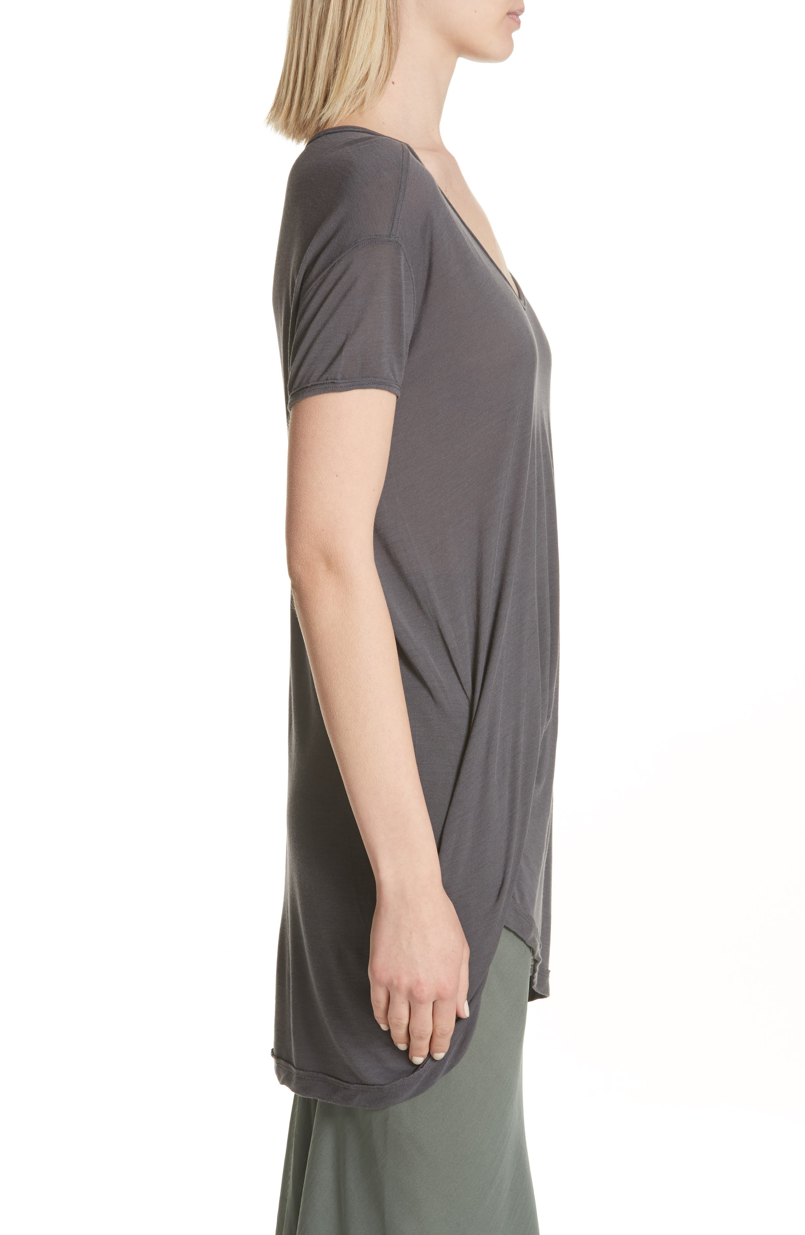 Sheer Tee,                             Alternate thumbnail 6, color,