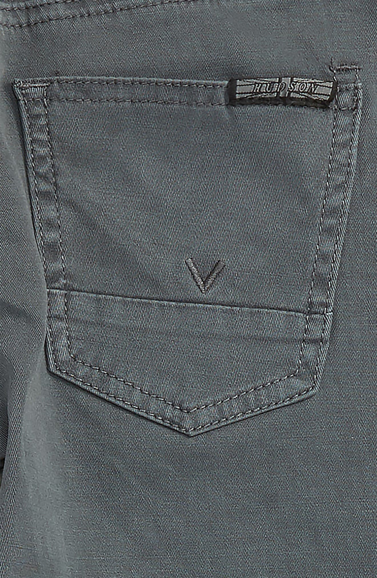 Hudson Jeans Jagger Slim Fit Straight Leg Pants,                             Alternate thumbnail 5, color,