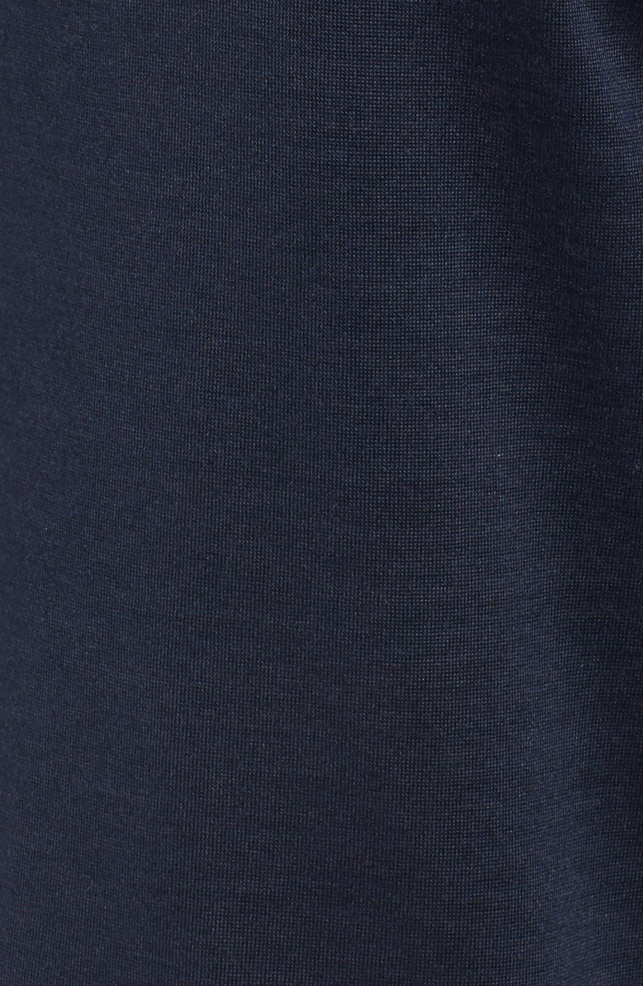 Silk & Cotton Lounge Shorts,                             Alternate thumbnail 5, color,                             409