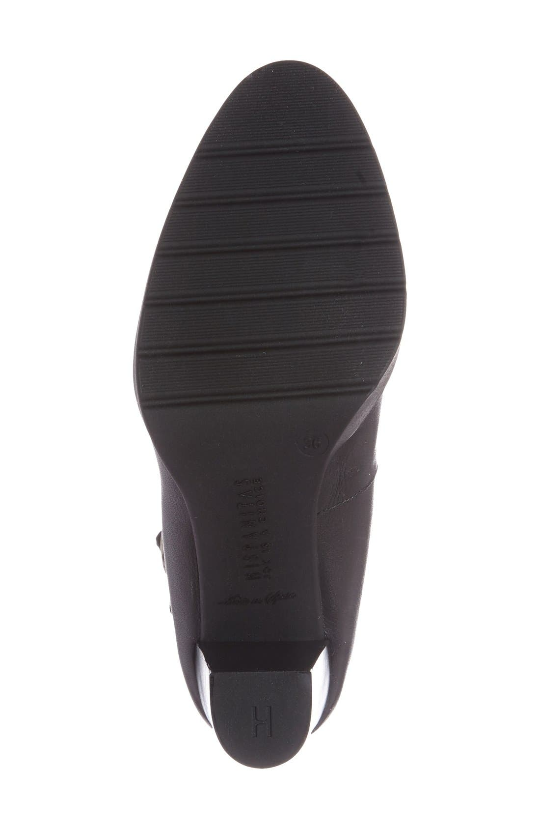 'Veda' Mary Jane Pump,                             Alternate thumbnail 8, color,