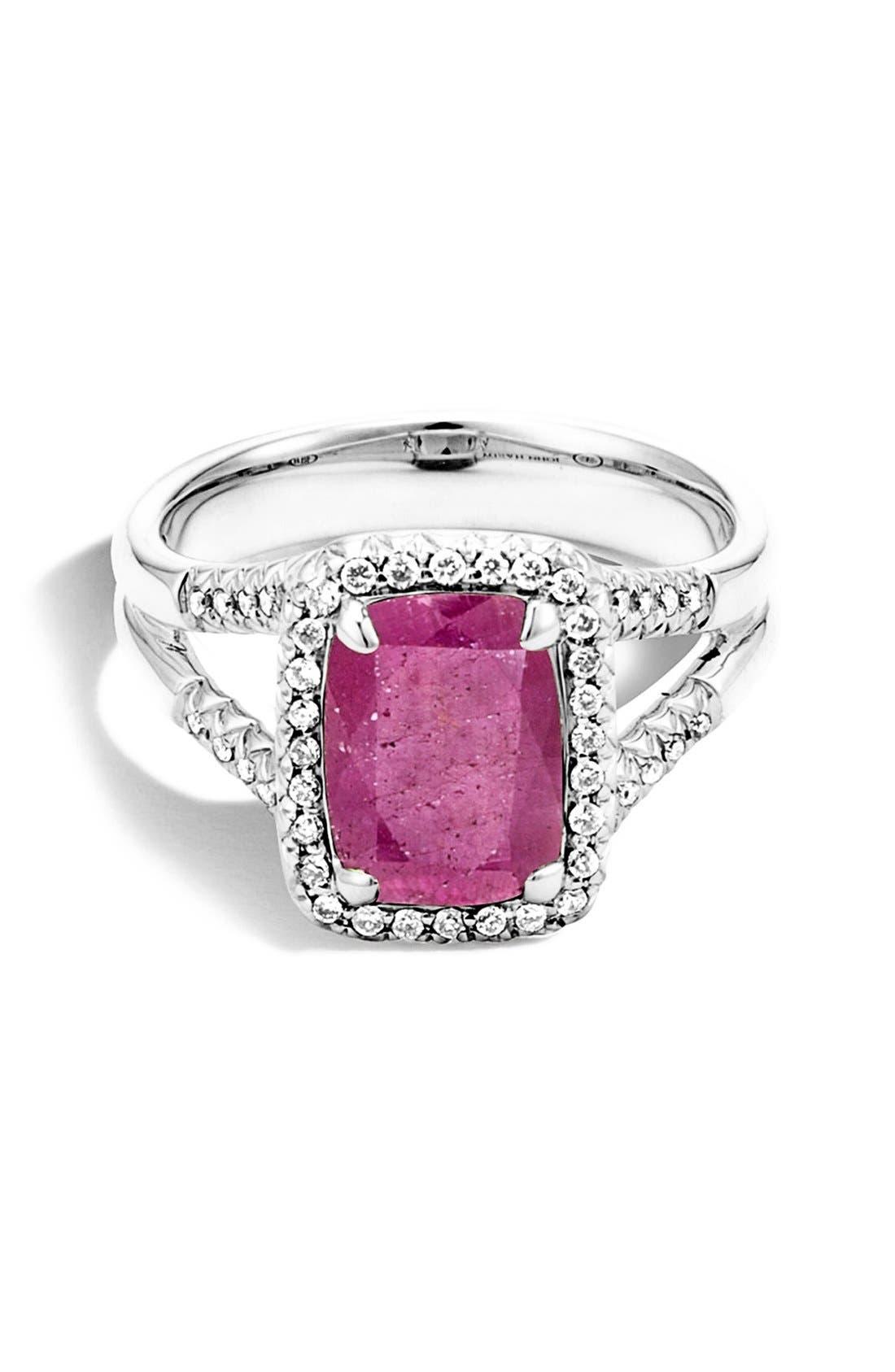 Batu Diamond Ring,                             Main thumbnail 4, color,