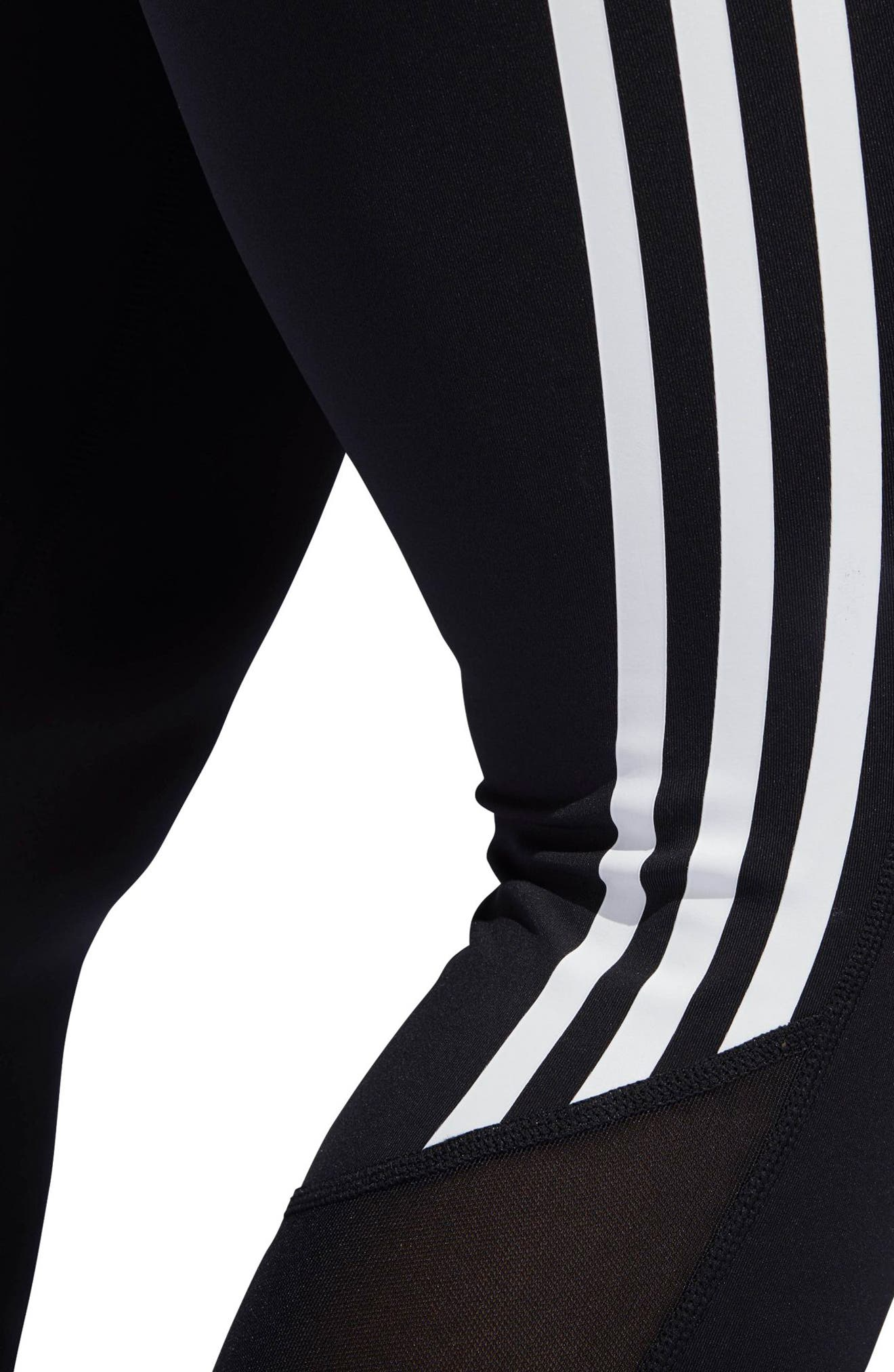Believe This High Rise Tights,                             Alternate thumbnail 7, color,                             001