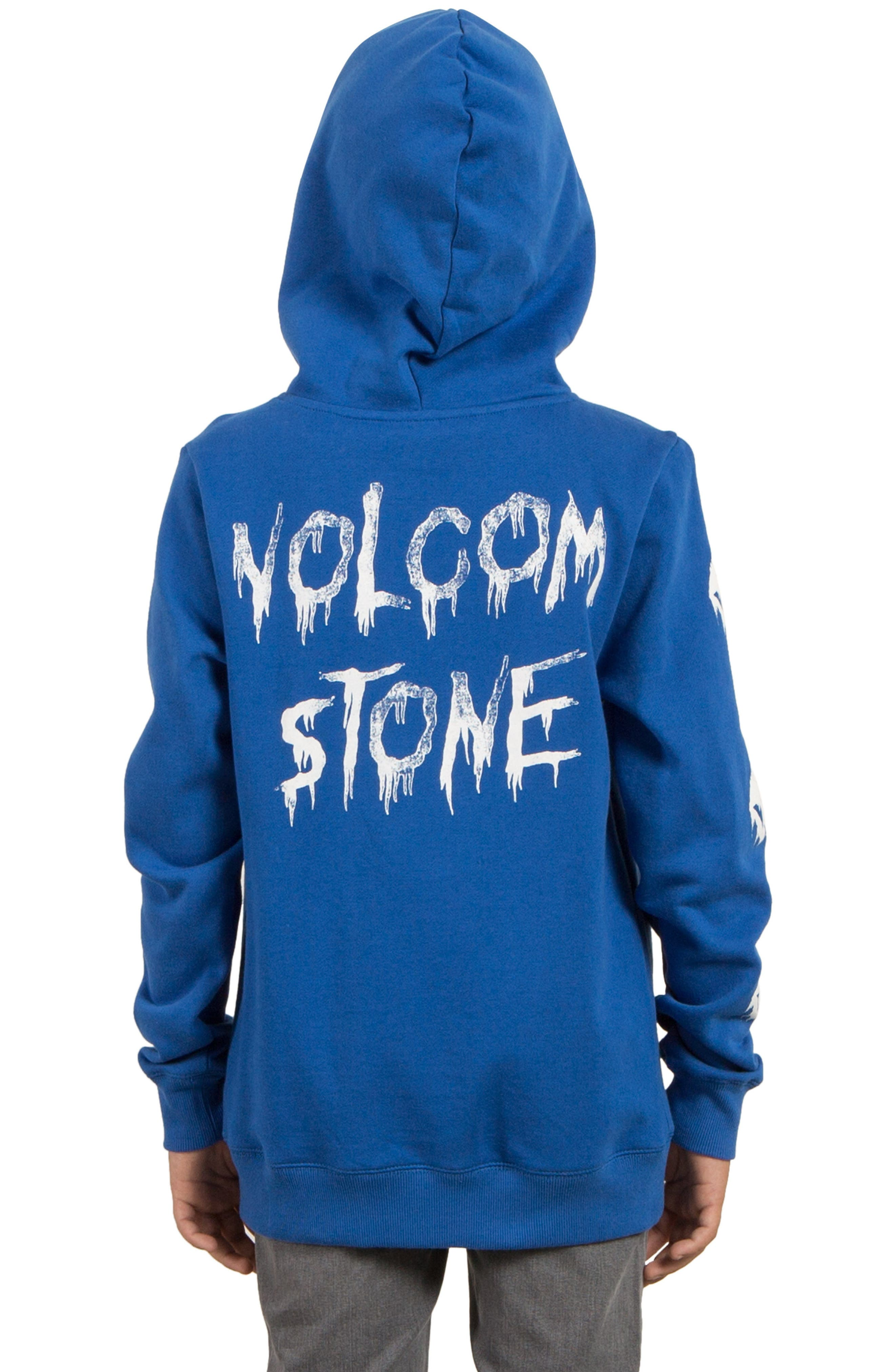 Supply Stone Graphic Pullover Hoodie,                             Alternate thumbnail 11, color,