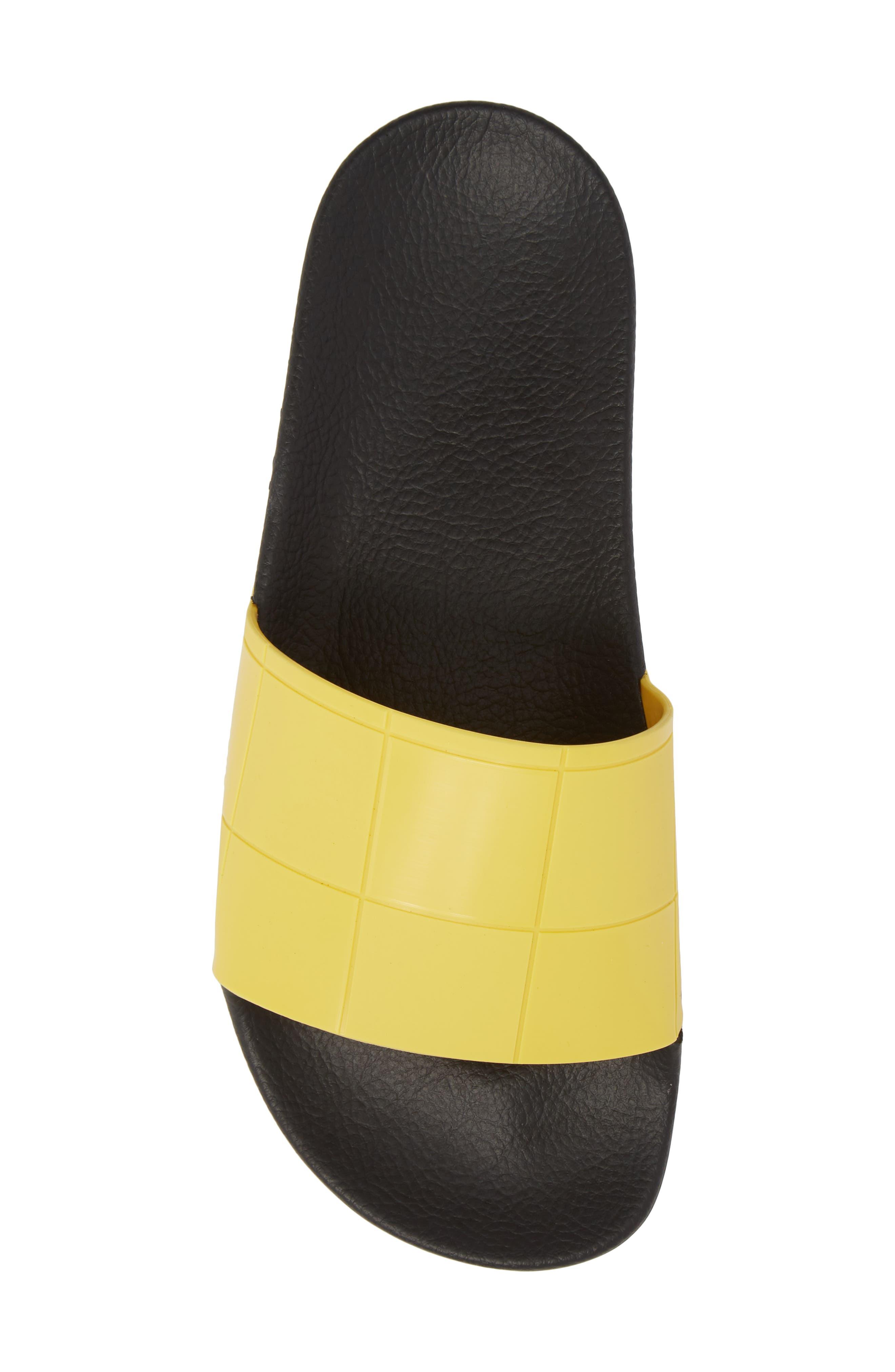 adidas by Raf Simons Adilette Slide Sandal,                             Alternate thumbnail 10, color,