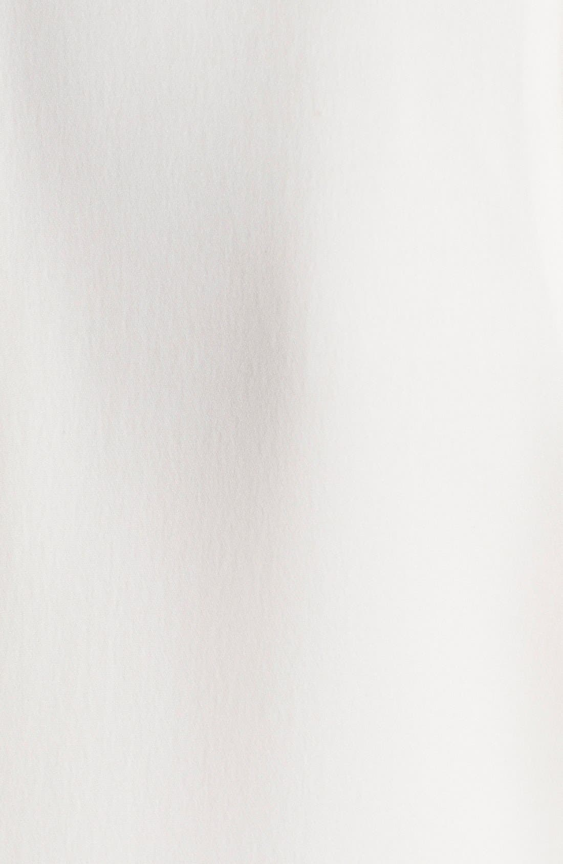 'Grinson CL' Single Button Silk Blazer,                             Alternate thumbnail 2, color,                             107