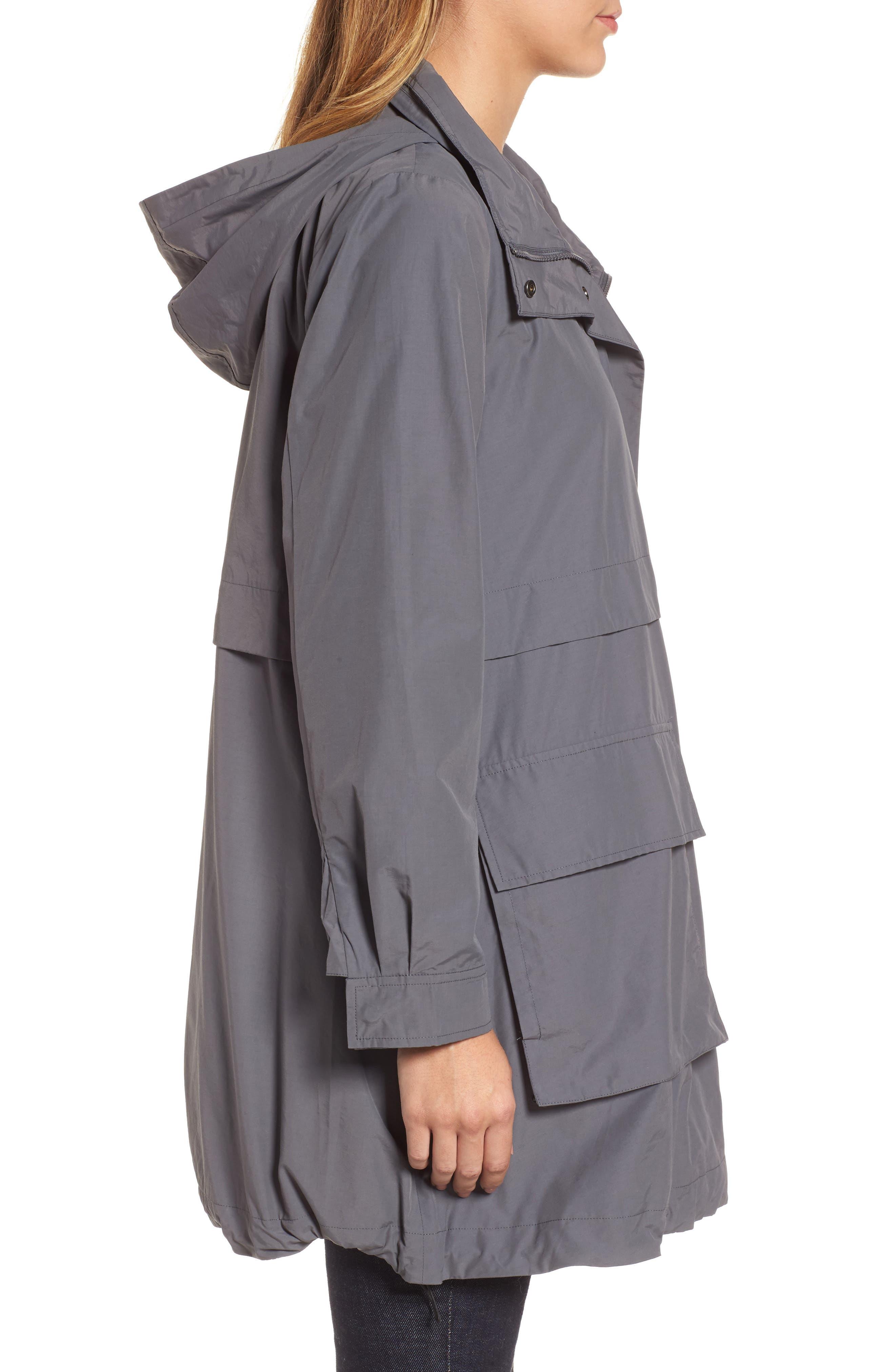 Hooded Utility Jacket,                             Alternate thumbnail 3, color,                             030