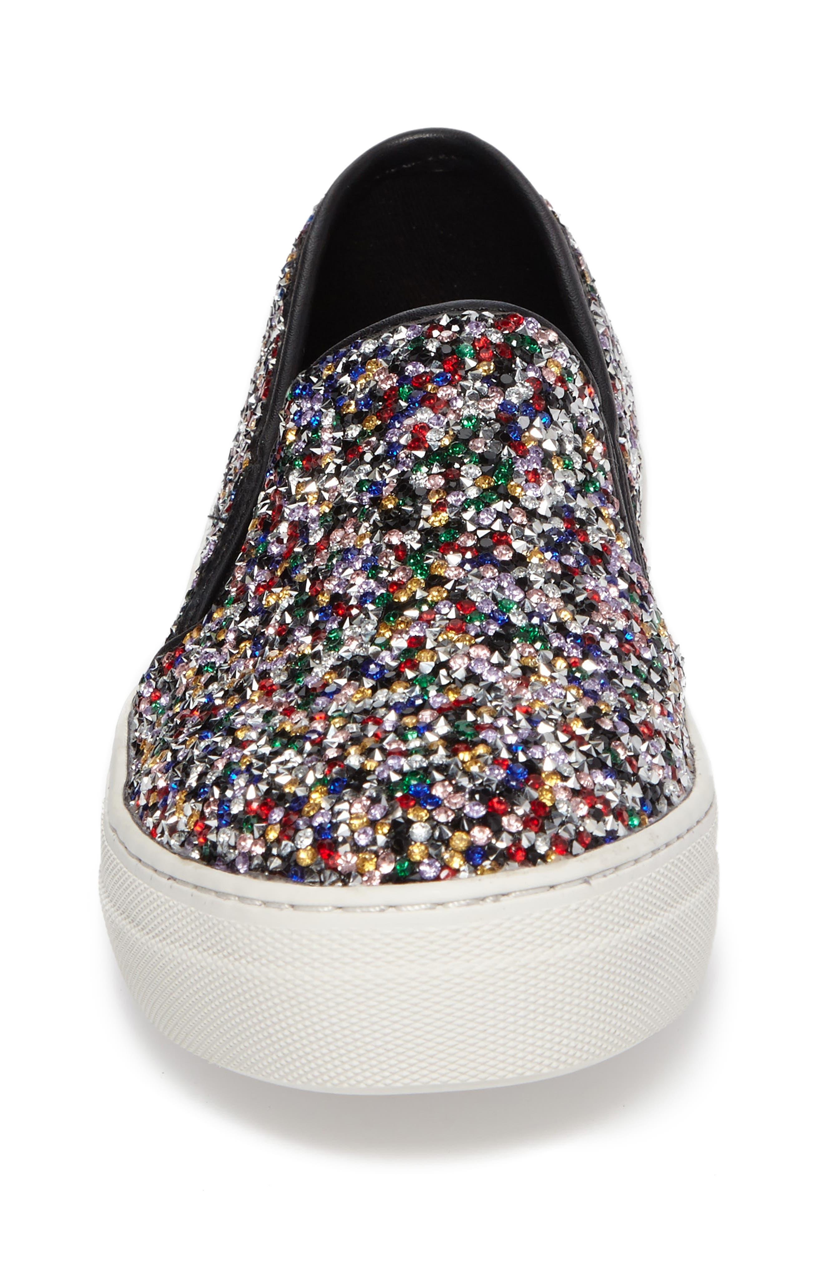 Gracious Slip-On Sneaker,                             Alternate thumbnail 4, color,                             040
