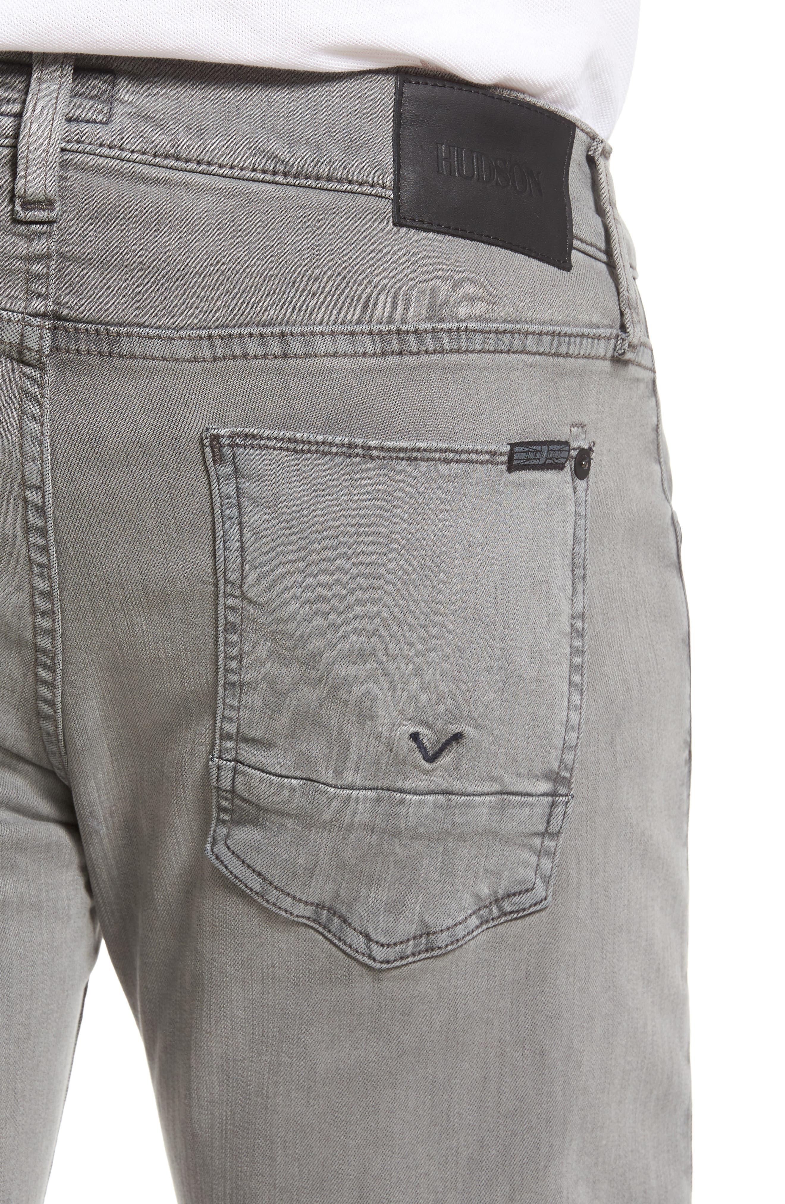 Blake Slim Fit Jeans,                             Alternate thumbnail 4, color,                             023