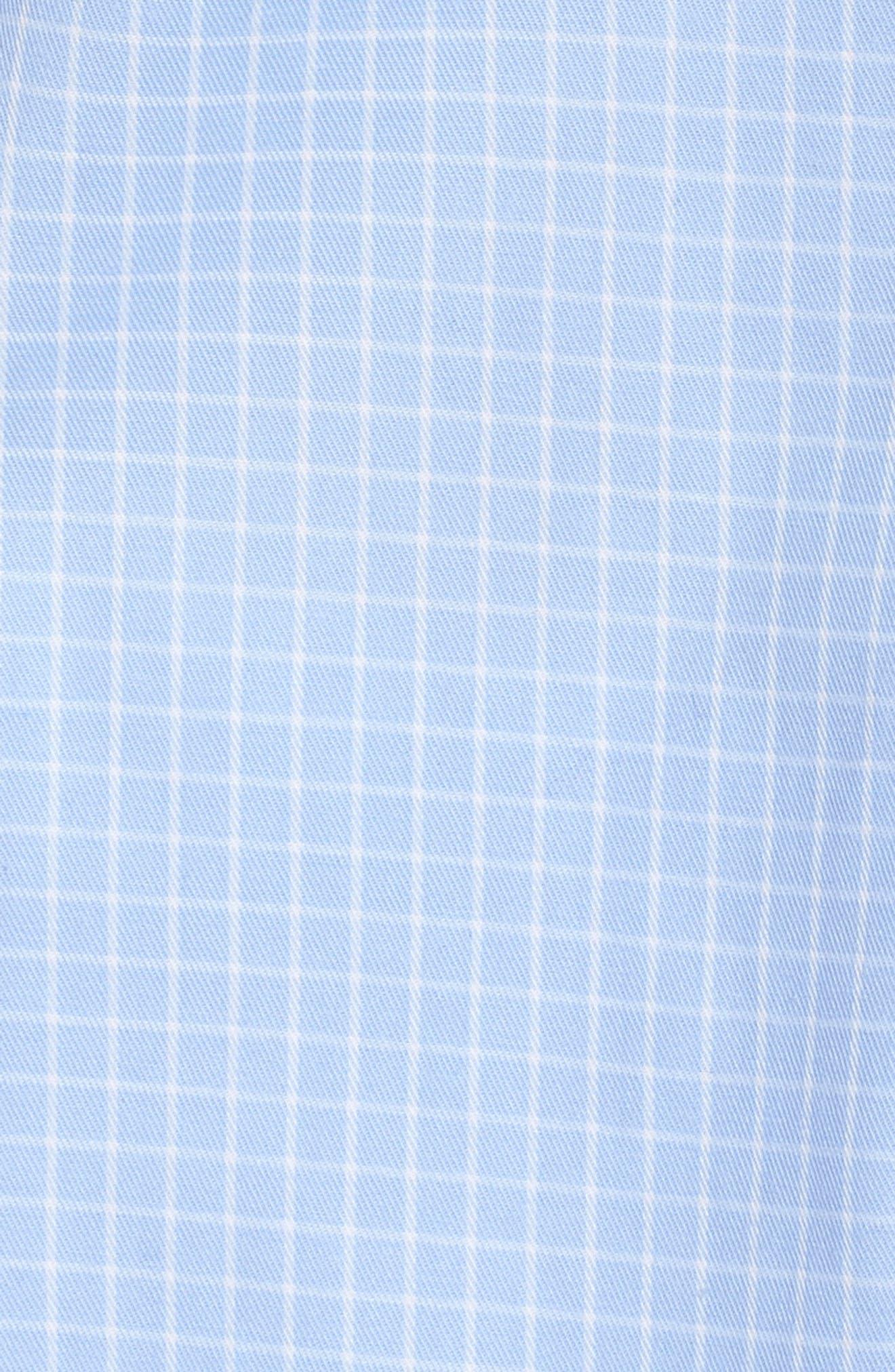 Stretch Cotton Pajamas,                             Alternate thumbnail 5, color,