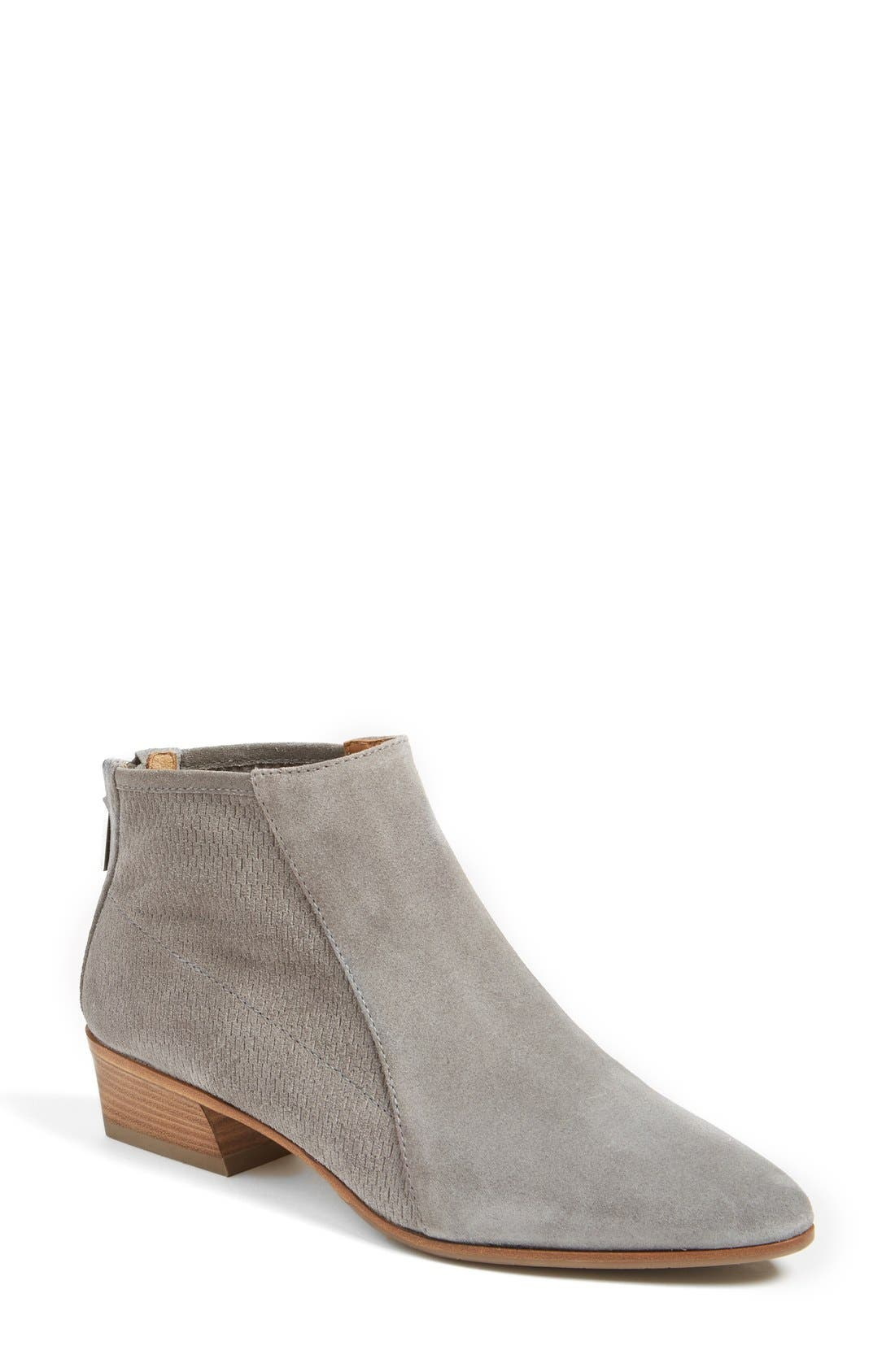 Fianna Perforated Bootie,                             Main thumbnail 1, color,