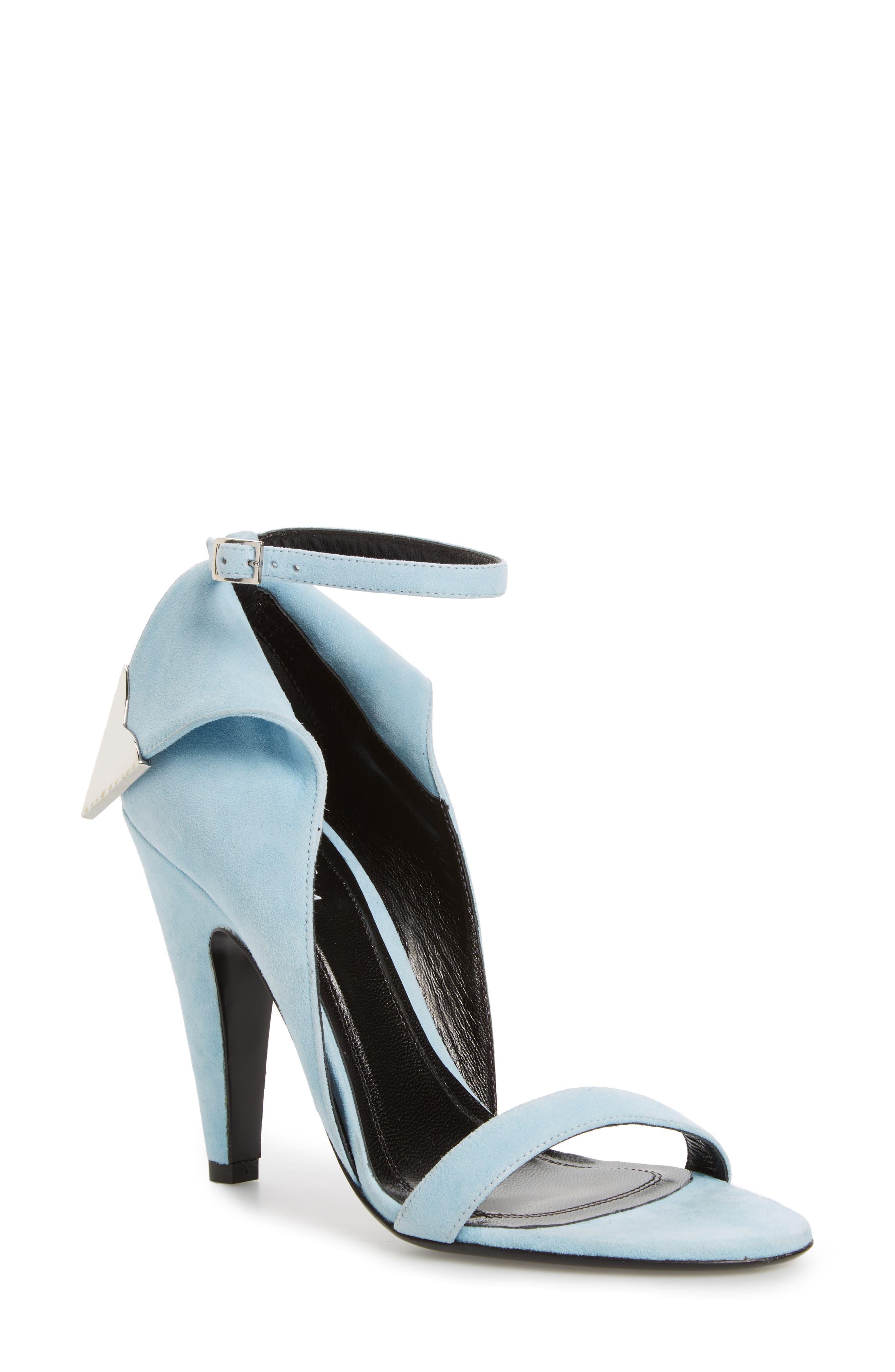 Leititia Ankle Strap Sandal,                         Main,                         color, 400